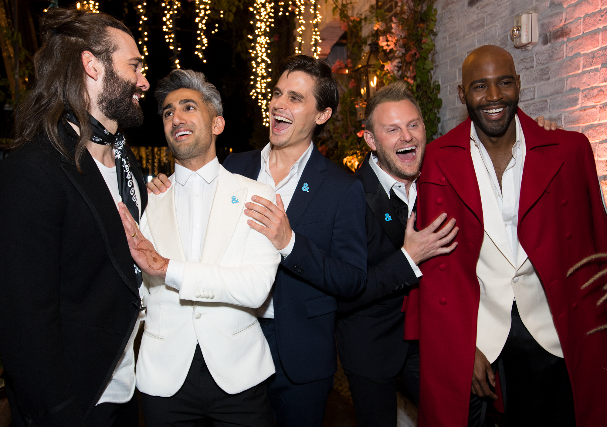"Premiere Of Netflix's ""Queer Eye"" Season 1 - After Party"