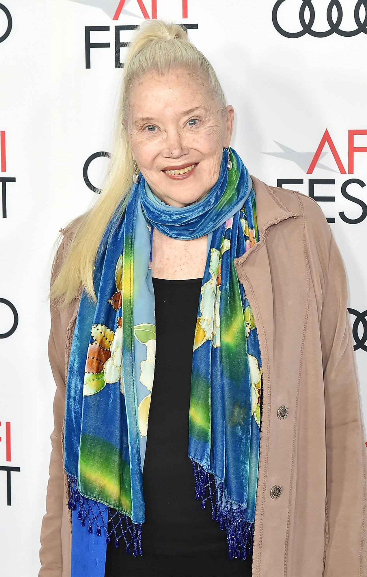 Sally Kirkland Rushed to Hospital After Suffering Fall | PEOPLE.com