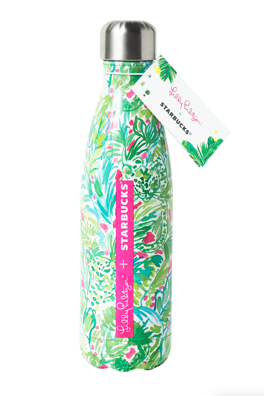 Courtesy Lilly Pulitzer x S'well