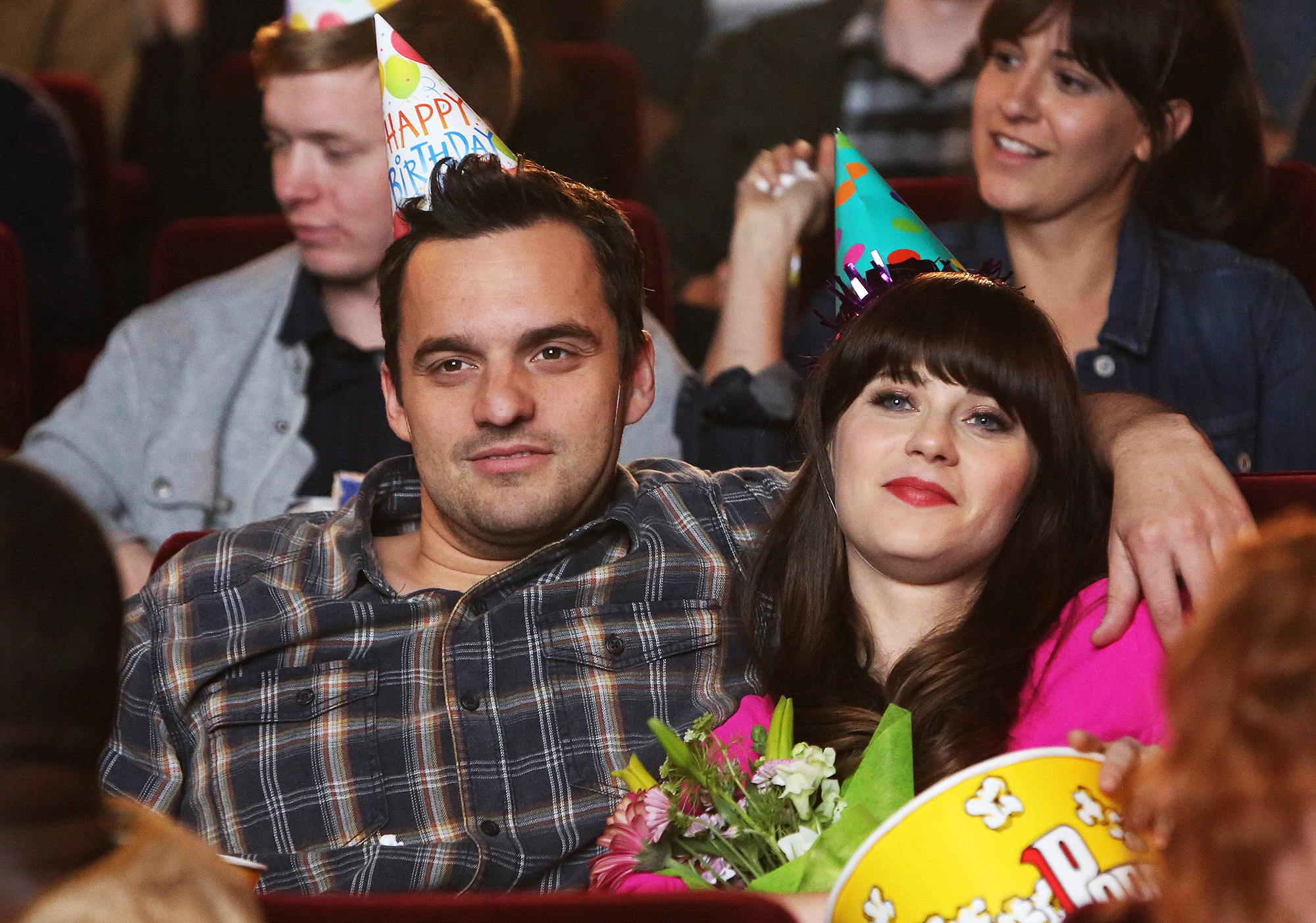 JESS & NICK, NEW GIRL: 138 EPISODES (MOST LIKELY)