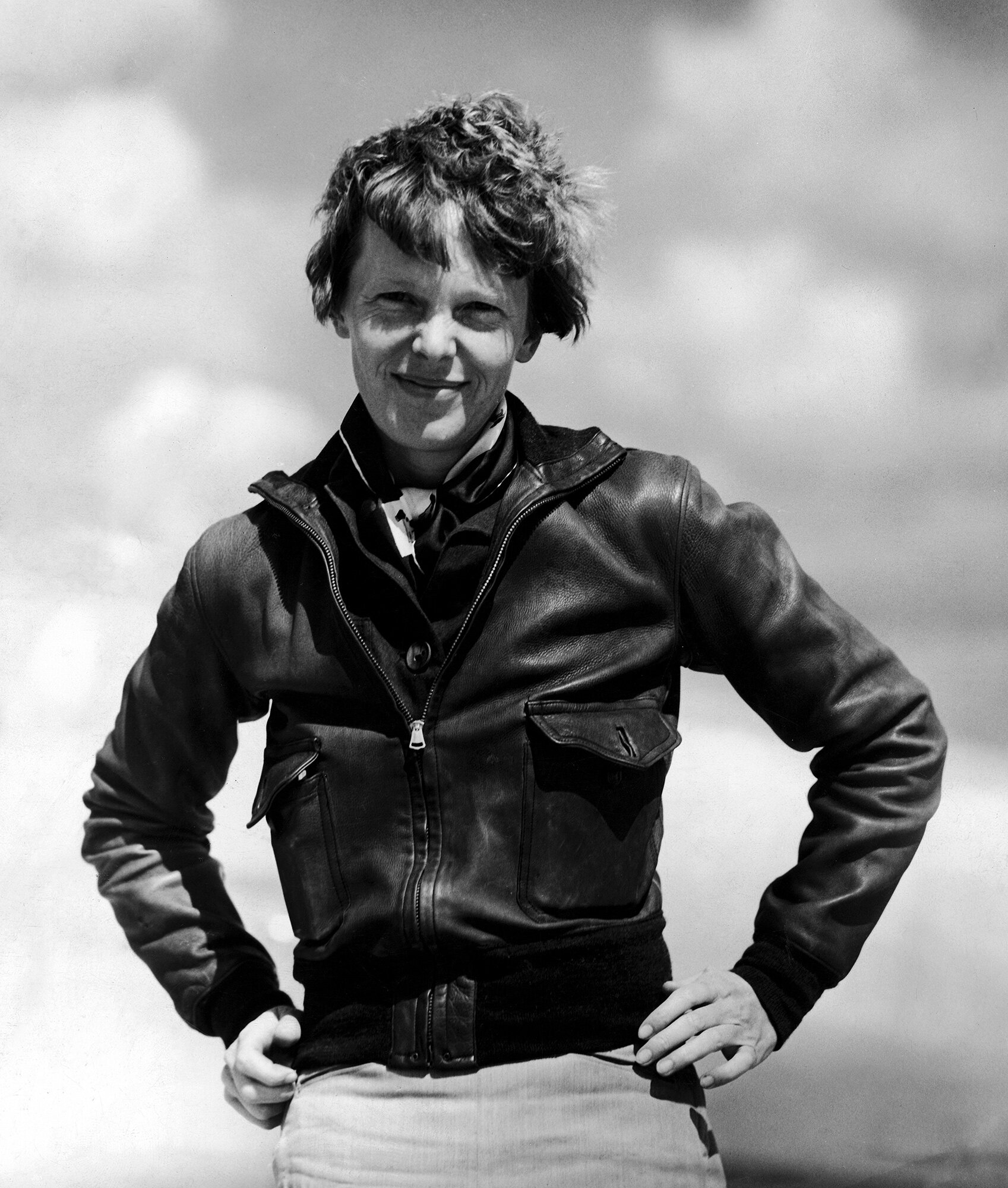 12 Photos of Amelia Earhart You Need to See | PEOPLE.com