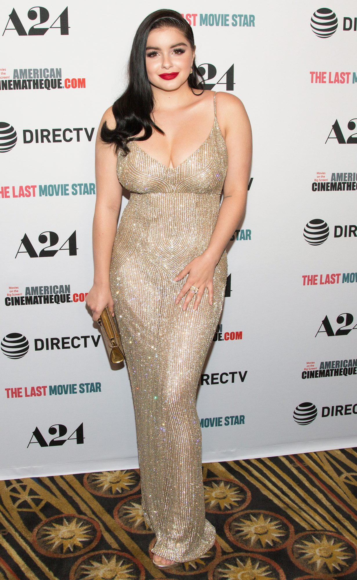 """A24 And DirecTV's """"The Last Movie Star"""" Premiere - Arrivals"""