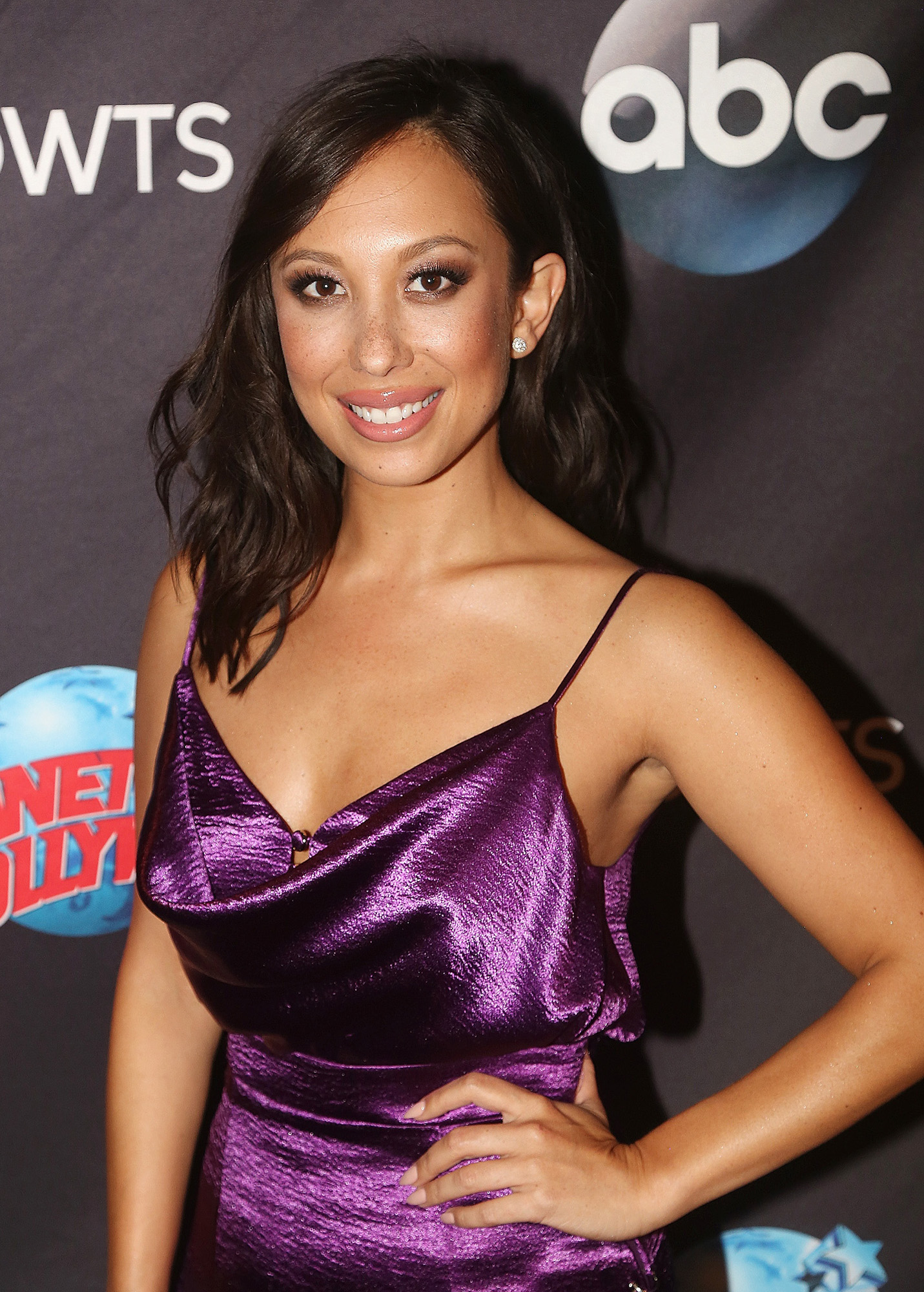 Cast Of Dancing With The Stars Season 25 Visits Planet Hollywood
