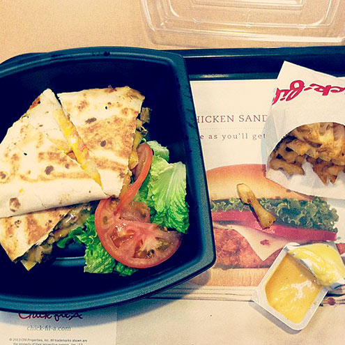 CHICK-FIL-A QUESADILLA