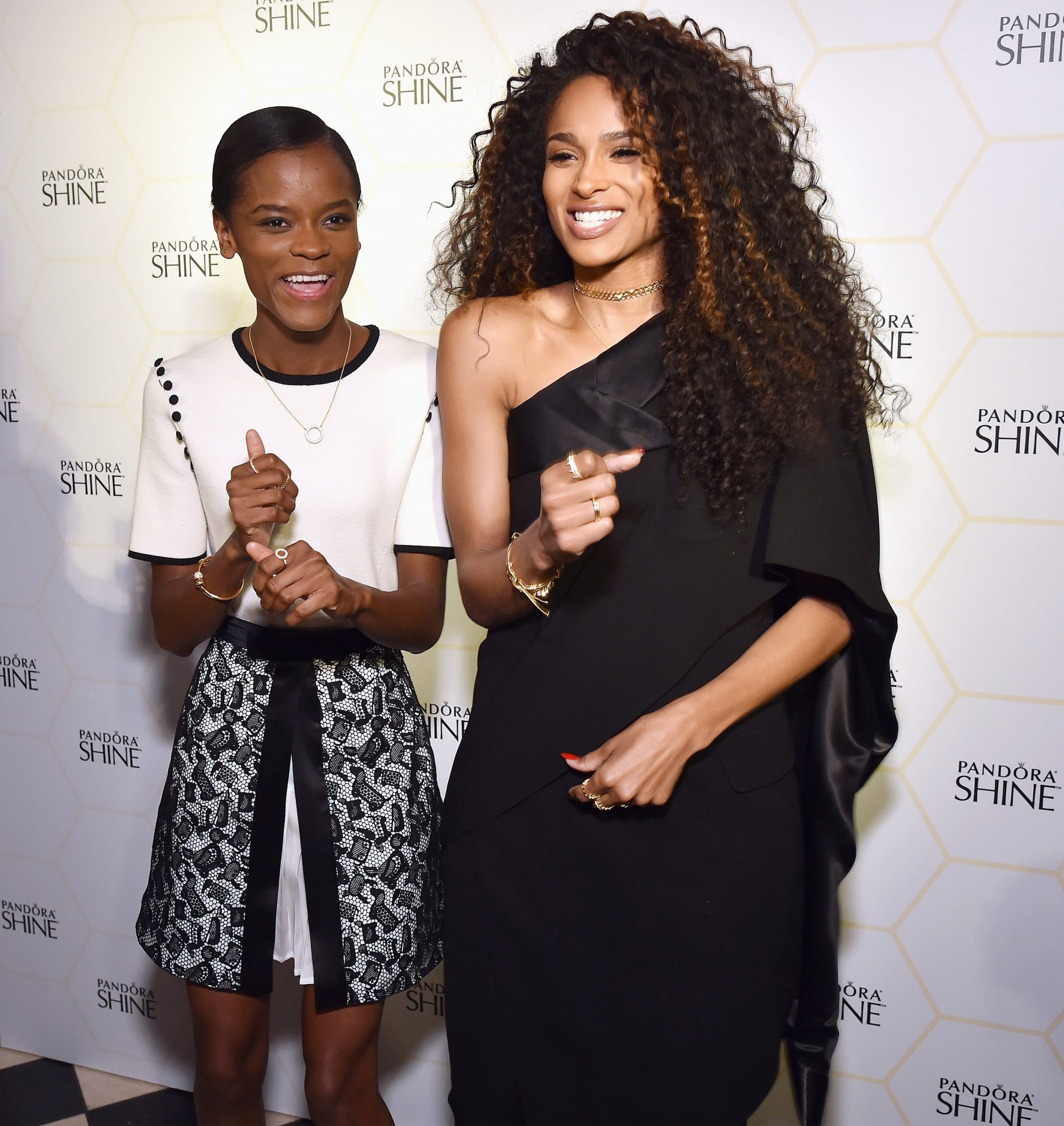 PANDORA Jewelry Shine Collection Launch With Ciara