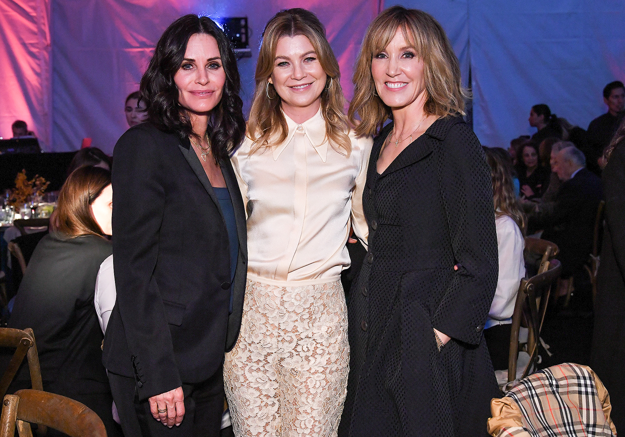 UCLA's Institute of the Environment and Sustainability Gala, Inside, Los Angeles, USA - 22 Mar 2018
