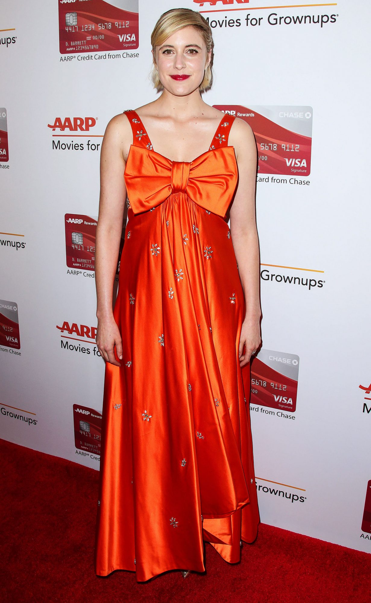 AARP The Magazine's Movies for Grownups Awards, Arrivals, Los Angeles, USA - 05 Feb 2018