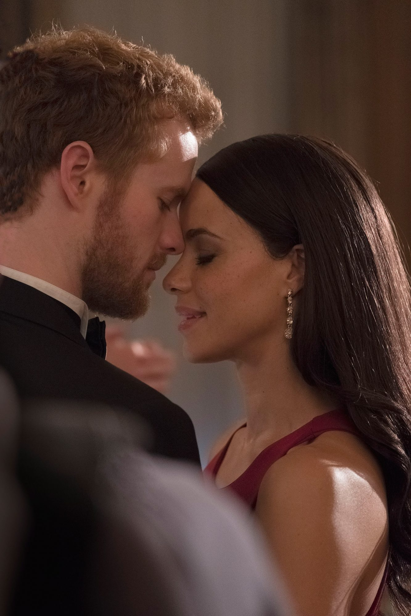 Harry and Meghan Lifetime MovieCR: Michael Courtney