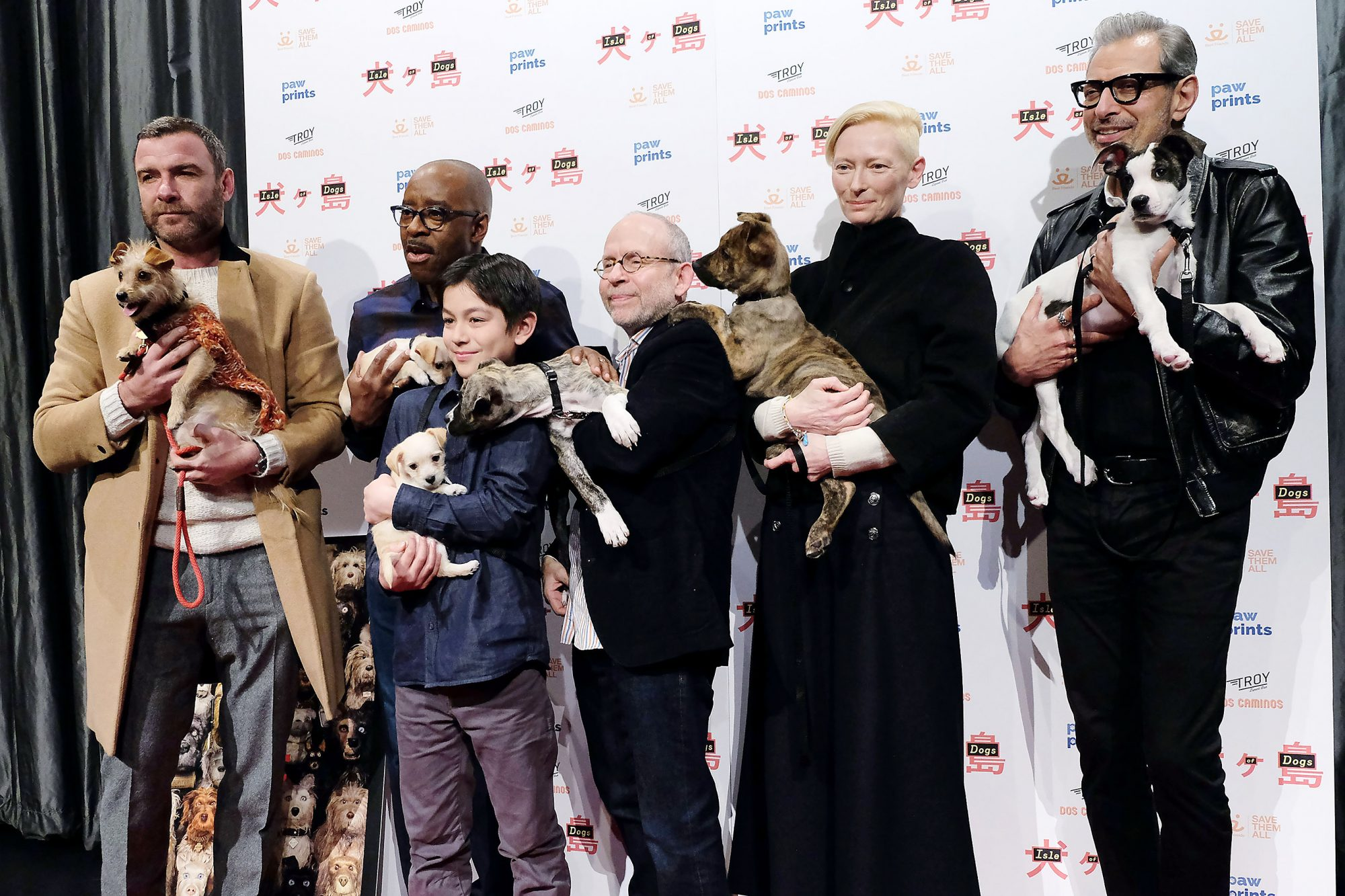 "Paw Prints Presents a Special Screening of ""ISLE OF DOGS"""
