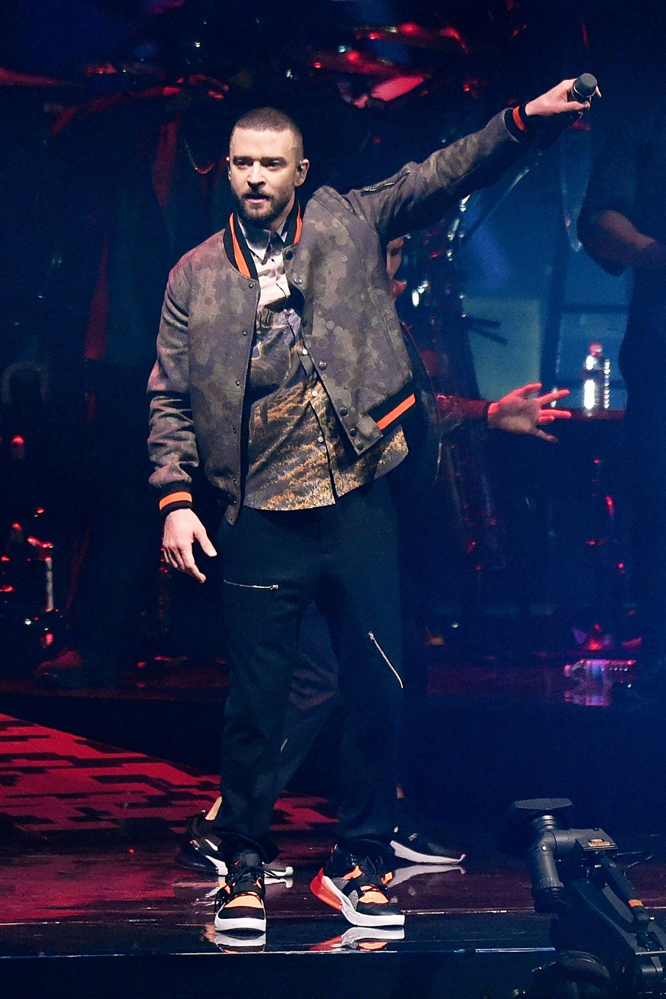 "Justin Timberlake ""The Man Of The Woods"" Tour Opener - Toronto"