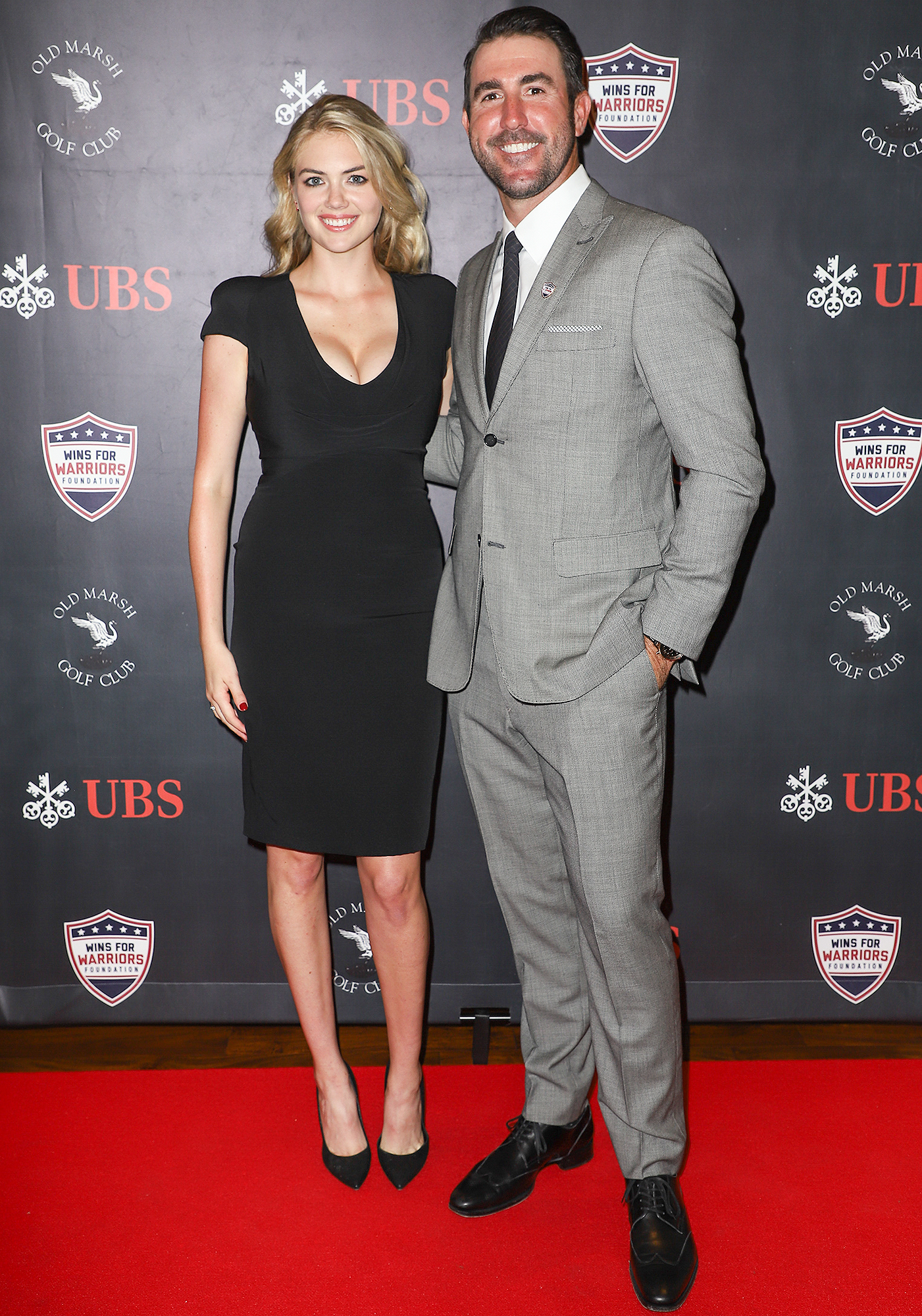 "Kate Upton & Justin Verlander Host ""Uncork For A Cause"" To Benefit Wins For Warriors Foundation"