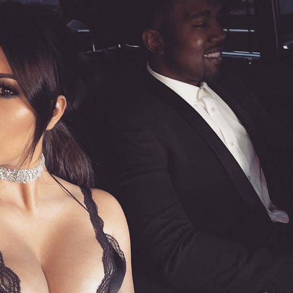KIM KARDASHIAN WEST: A DIAMOND CHOKER