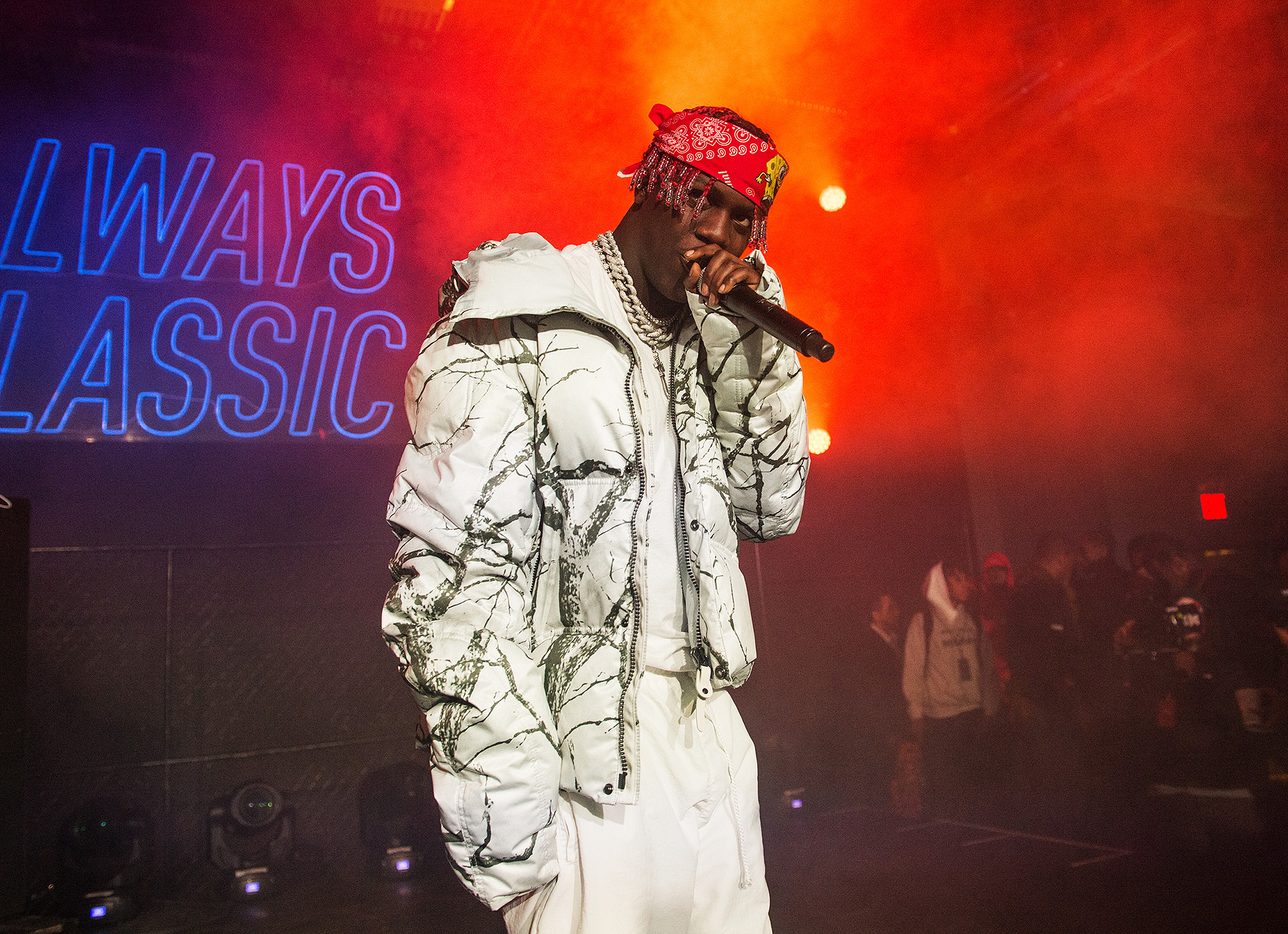 1 Night With Lil Yachty And The Sailing Team