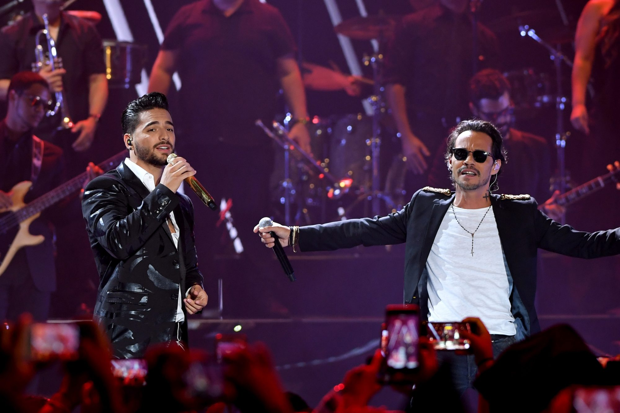 """Univision's """"Premios Juventud"""" 2017 Celebrates The Hottest Musical Artists And Young Latinos Change-Makers - Show"""