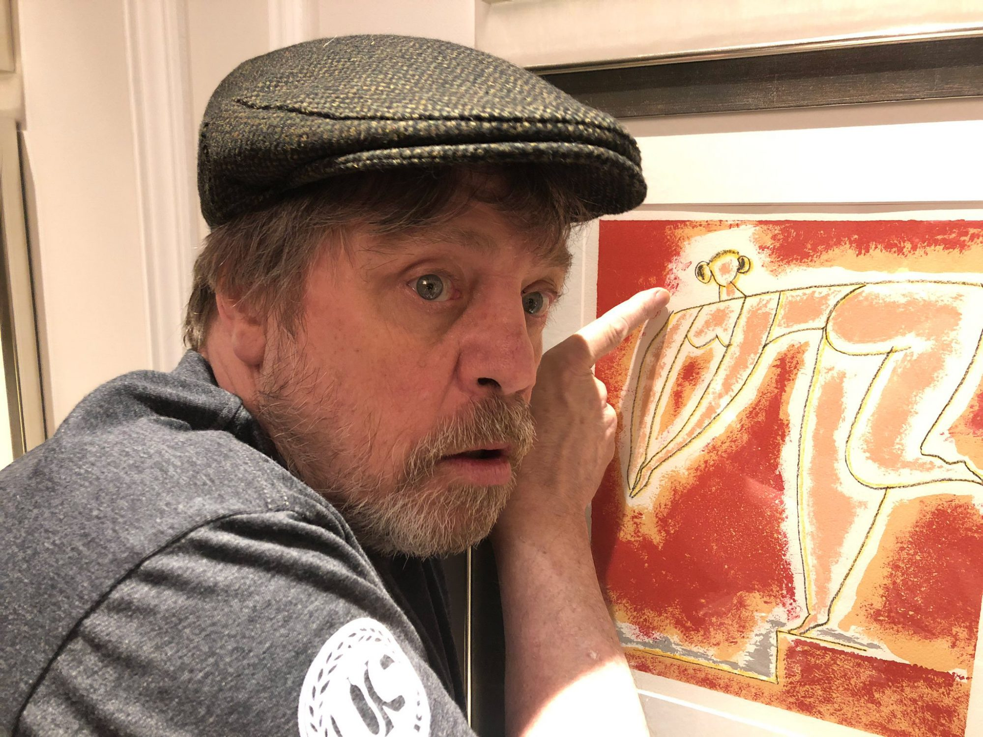 https://twitter.com/HamillHimself/status/976344859316404224Mark Hamill/Twitter
