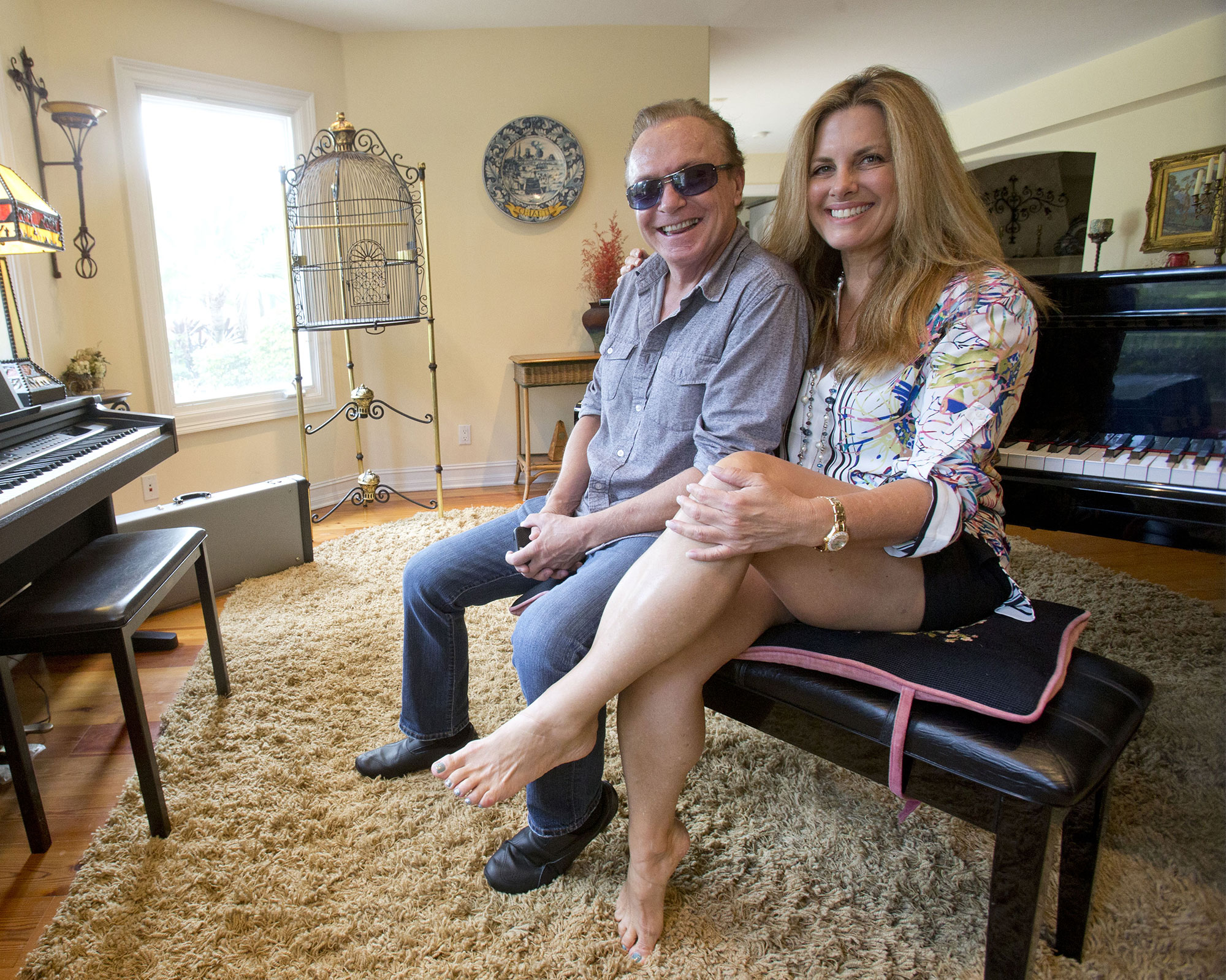 People David Cassidy Home, Fort Lauderdale, USA