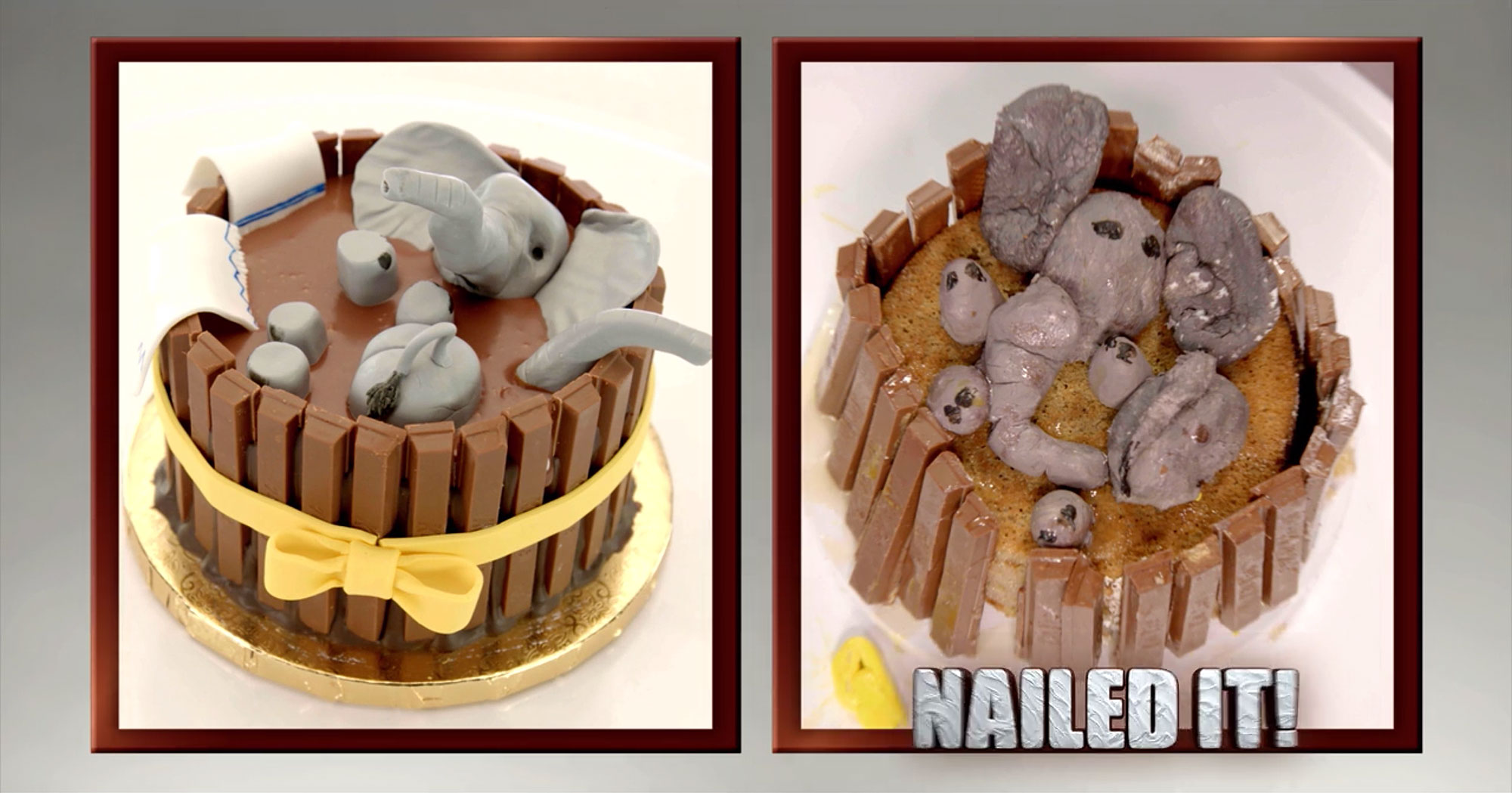 The Best (Worst) Baking Fails from Nailed ItCredit: Netflix
