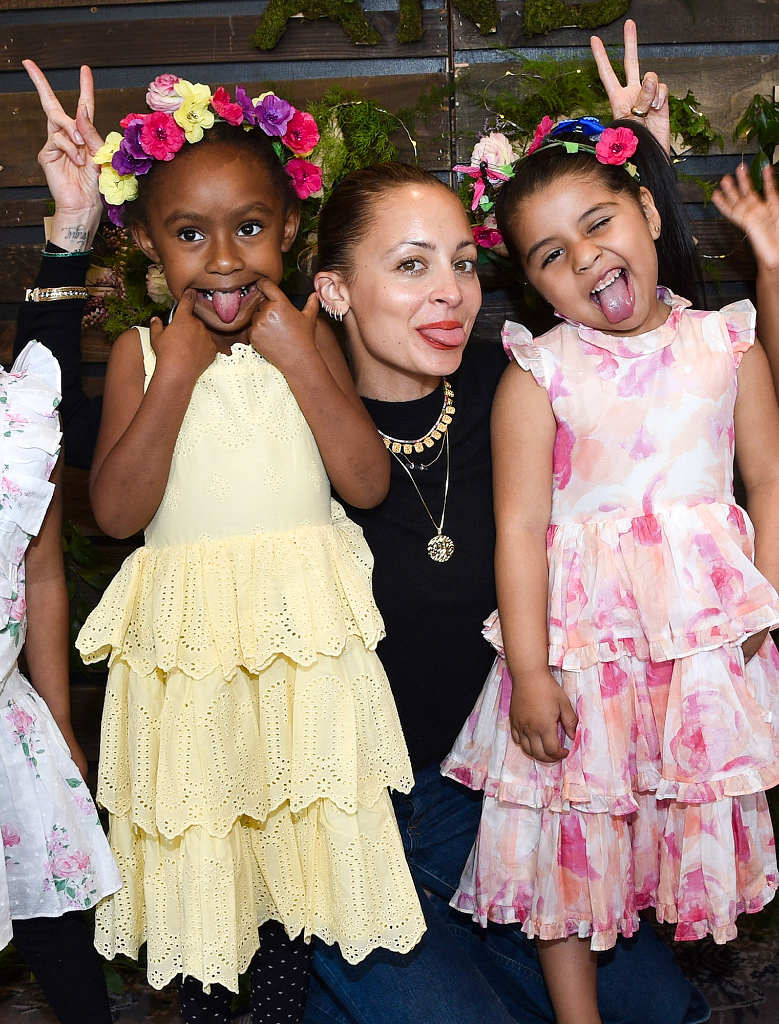 Nicole Richie Hosts the Launch of the new Janie and Jack Collection Benefitting Baby2Baby
