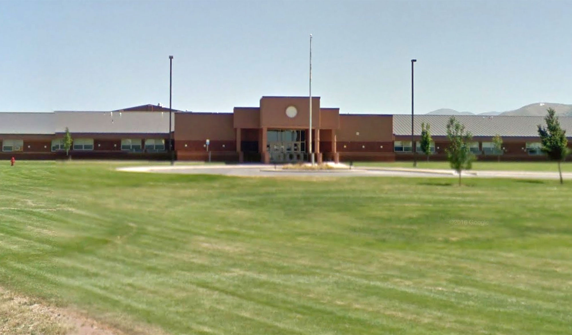 Preston Junior High School in IdahoCredit: Google Maps