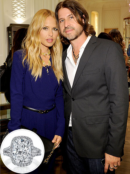 RACHEL ZOE: DIAMOND RING