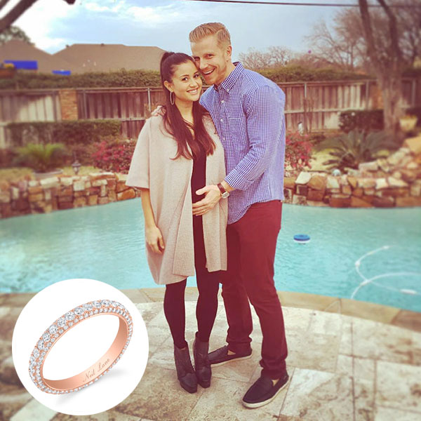 CATHERINE GIUDICI LOWE: A DIAMOND RING