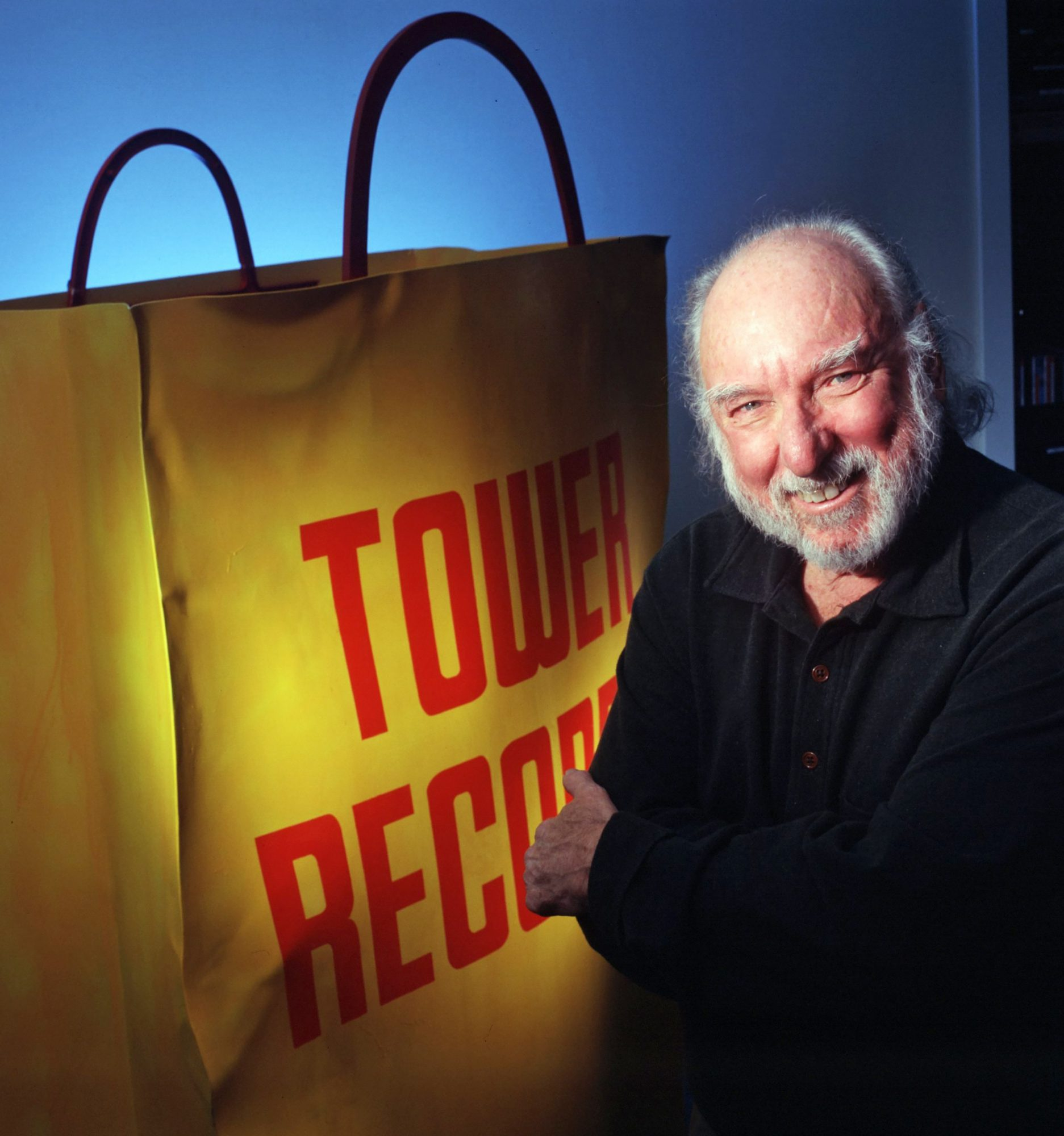 Russ SolomonTower Records Founder Dies At 92