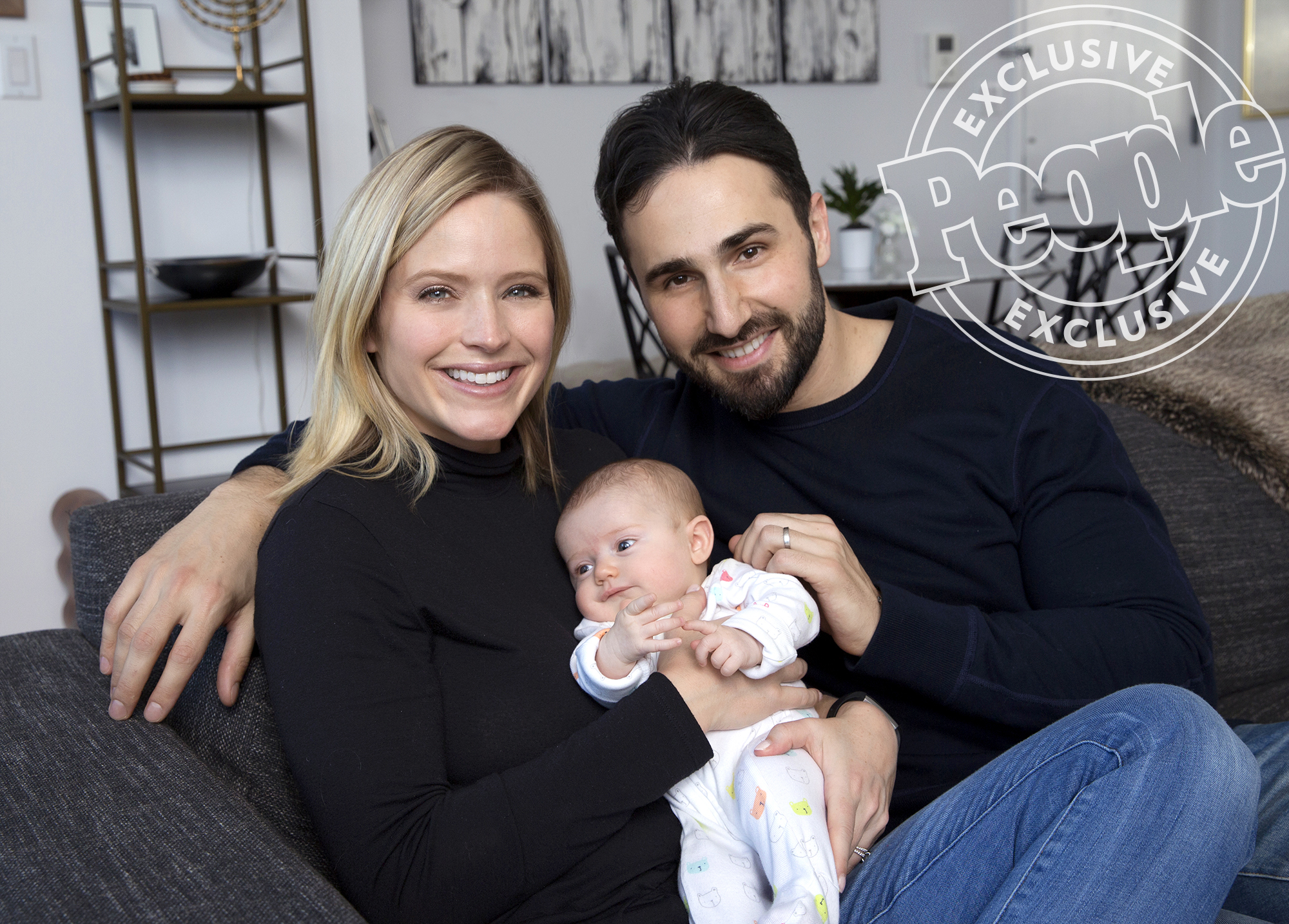 SARA HAINES AND FAMILY