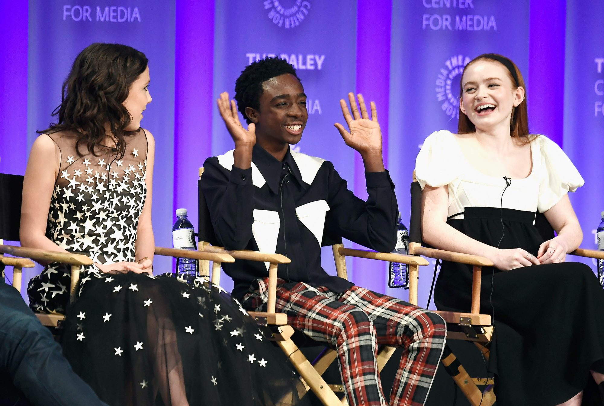 """The Paley Center For Media's 35th Annual PaleyFest Los Angeles - """"Stranger Things"""" - Inside"""