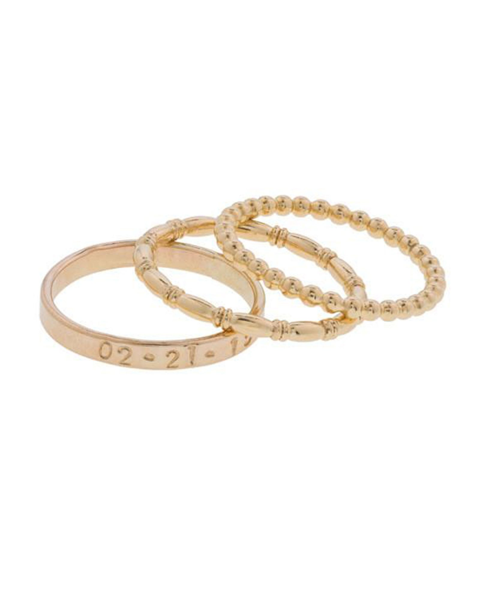 taudrey-struck-gold-ring-stack-three-rings