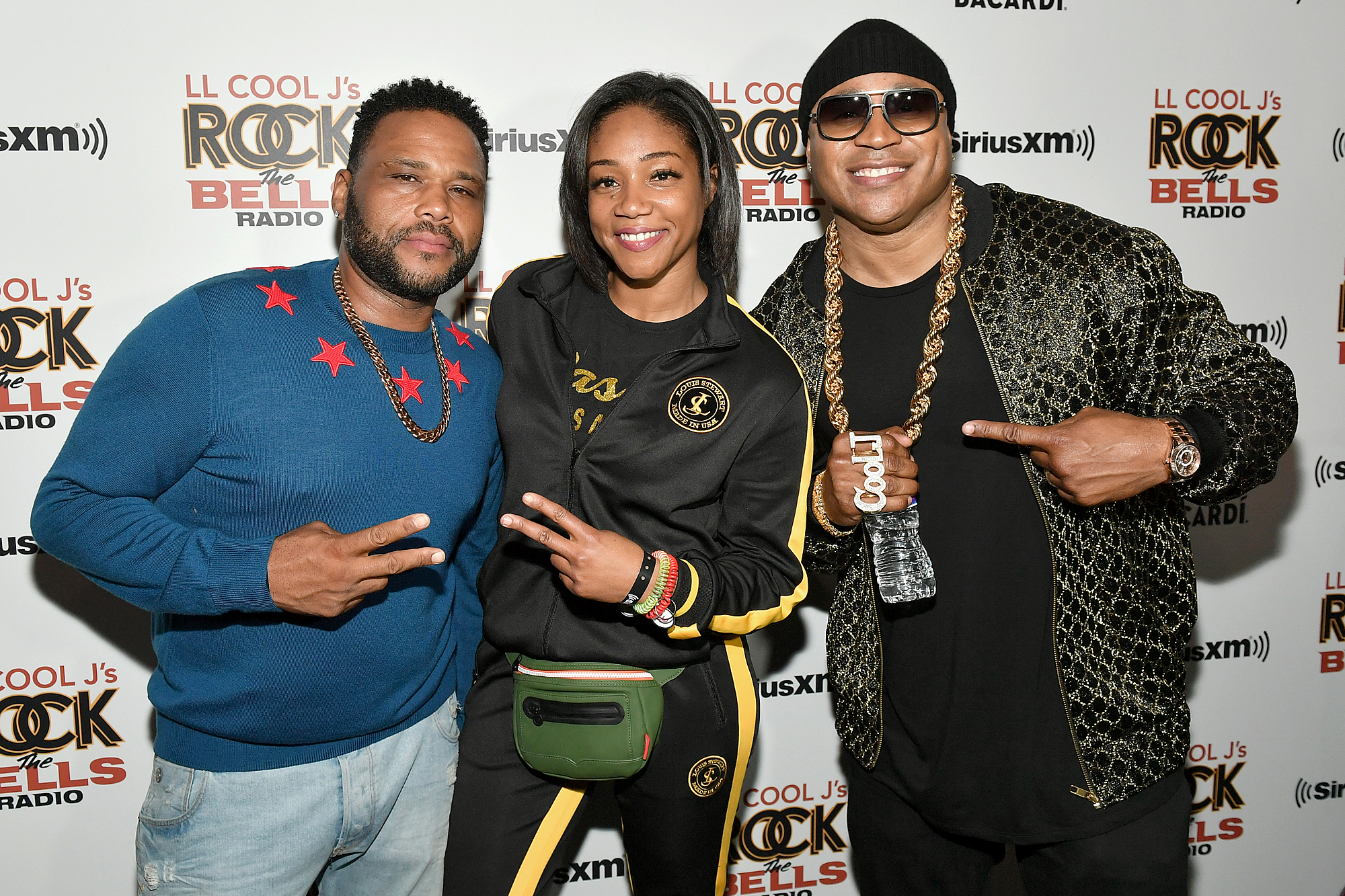 "LL COOL J Celebrates the Launch of His Exclusive SiriusXM Channel ""Rock The Bells Radio"" At World on Wheels in Los Angeles"