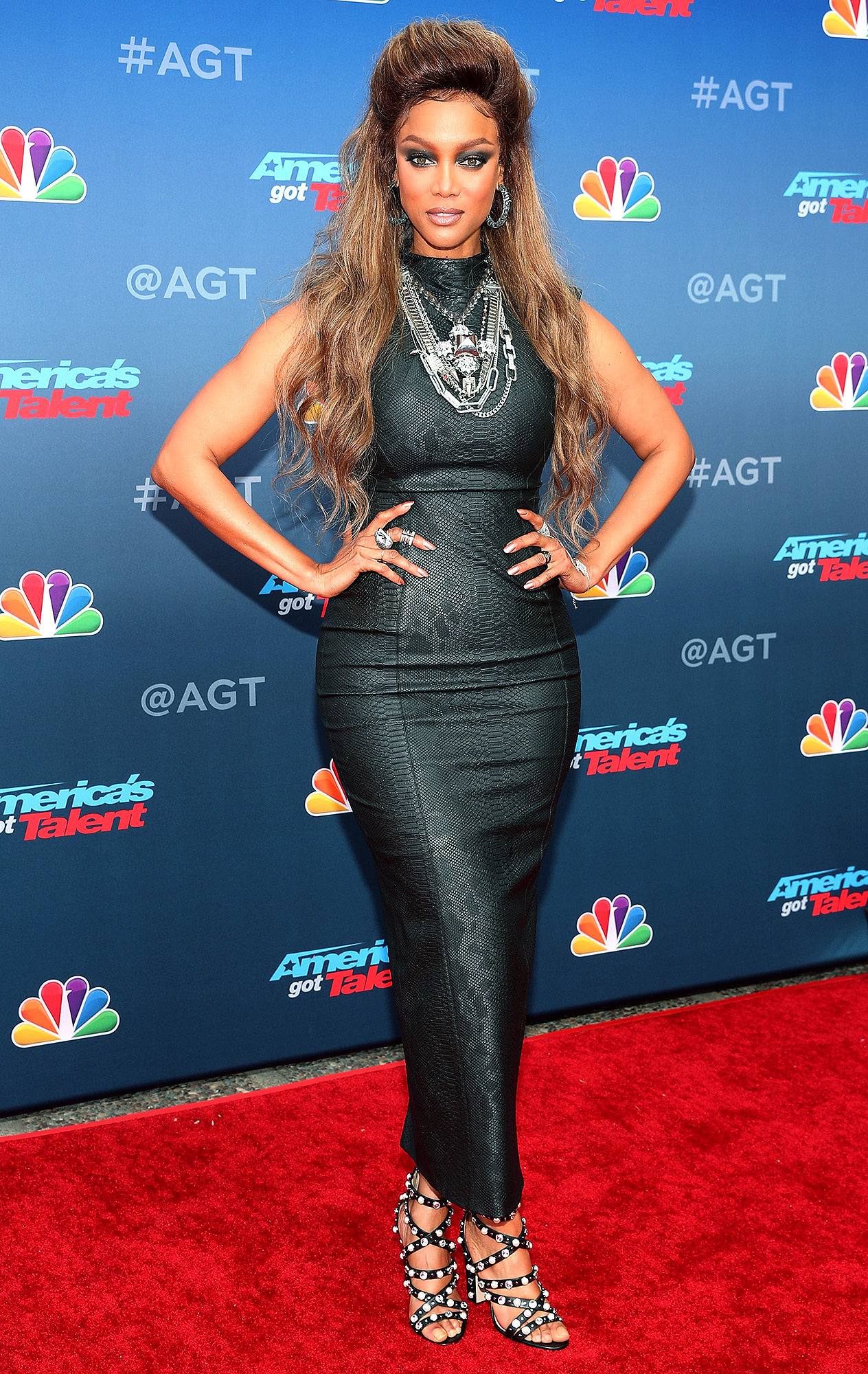 """America's Got Talent"" Season 13 - Red Carpet Kickoff"