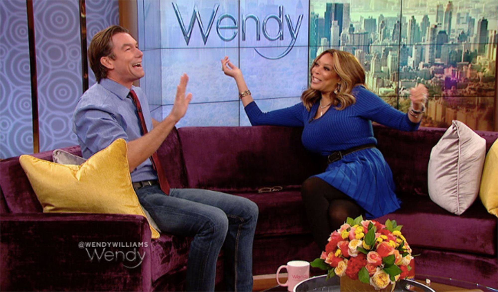 Wnedy WilliamsCourtesy Wendy Williams Show