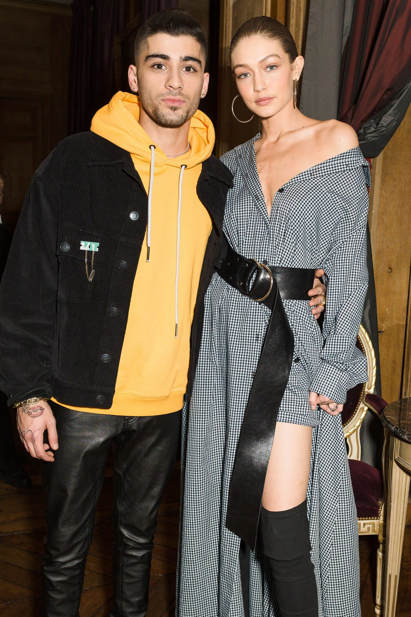 CFDA and Vogue Fashion Fund 'Americans in Paris' event, Paris, France - 03 Mar 2017