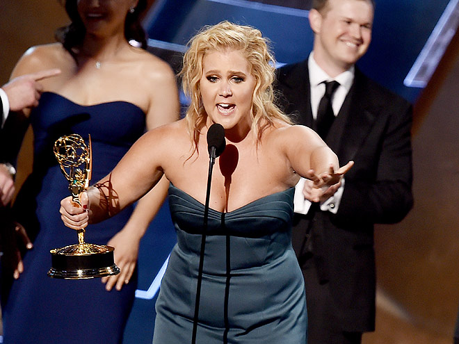 ON HER EMMY-WINNING SHOW INSIDE AMY SCHUMER