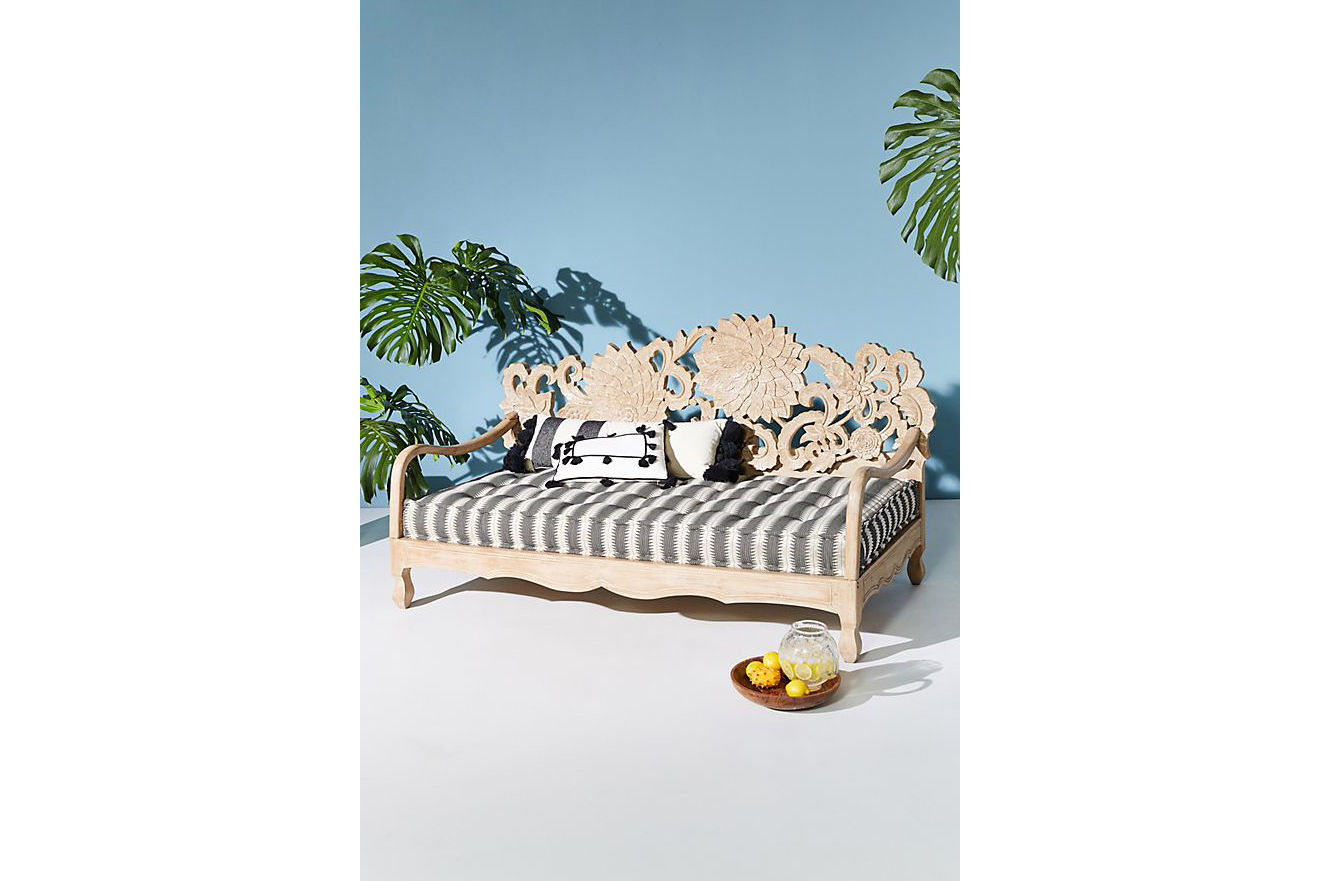 Anthropologie Outdoor Daybed