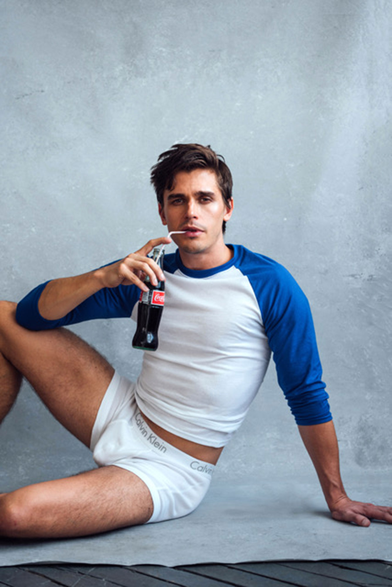 Antoni PorowksiCredit: Gay Times