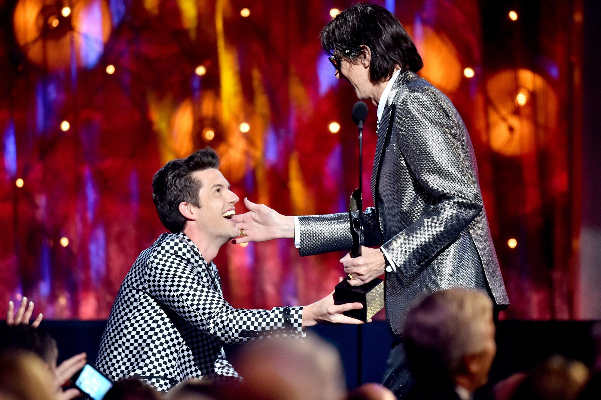 Rock & Roll Hall of Fame Induction Ceremony, Show, Cleveland, USA - 14 Apr 2018