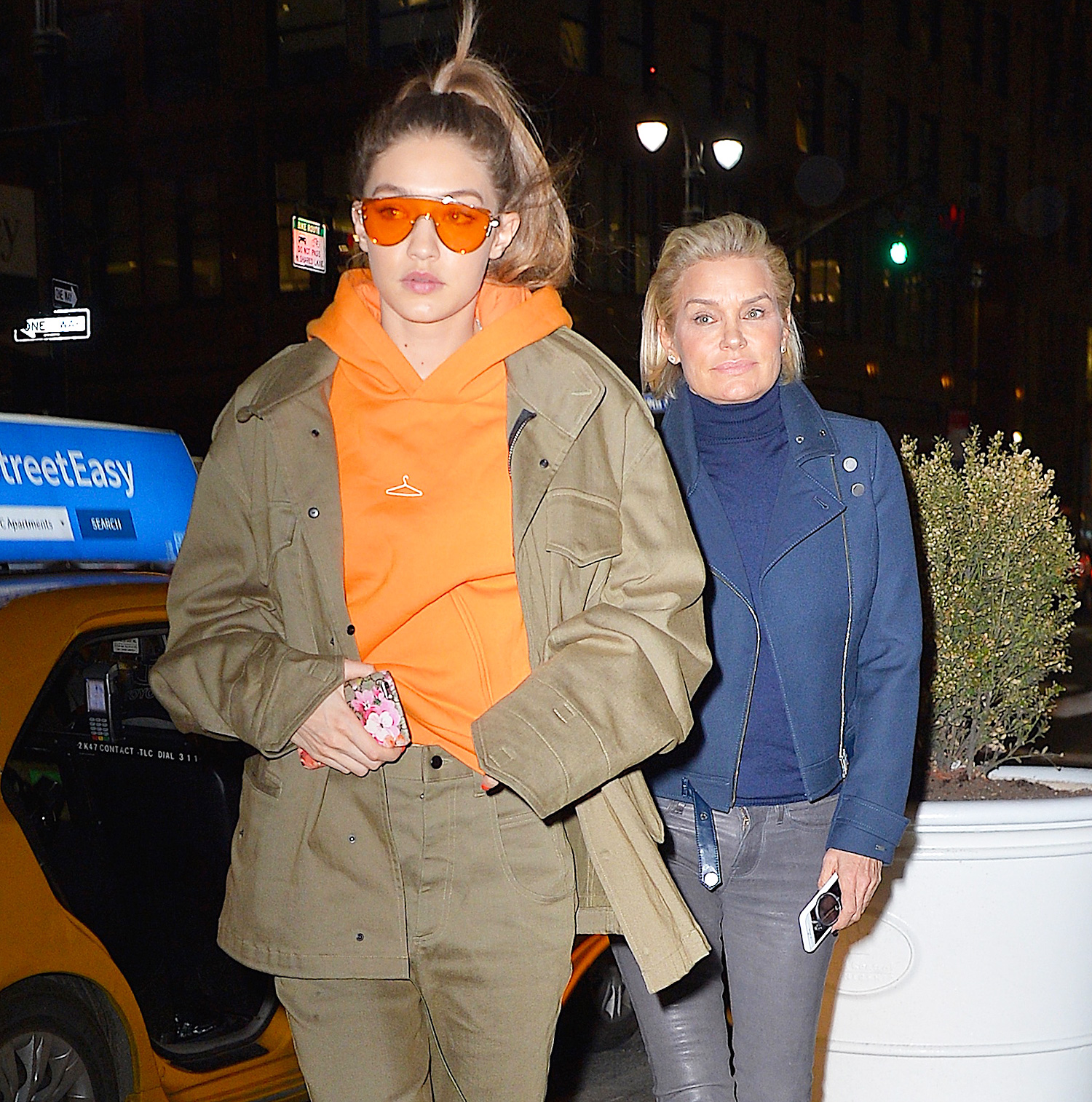 Celebrity Sightings in New York City - March 30, 2016