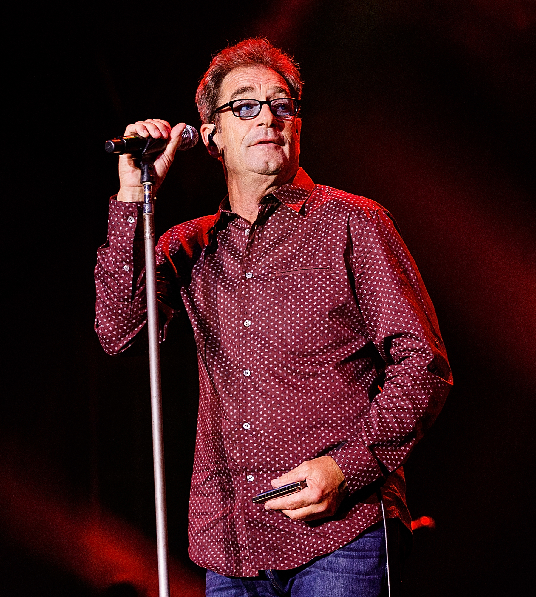 2017 PNE Summer Night Concert Series - Huey Lewis And The News