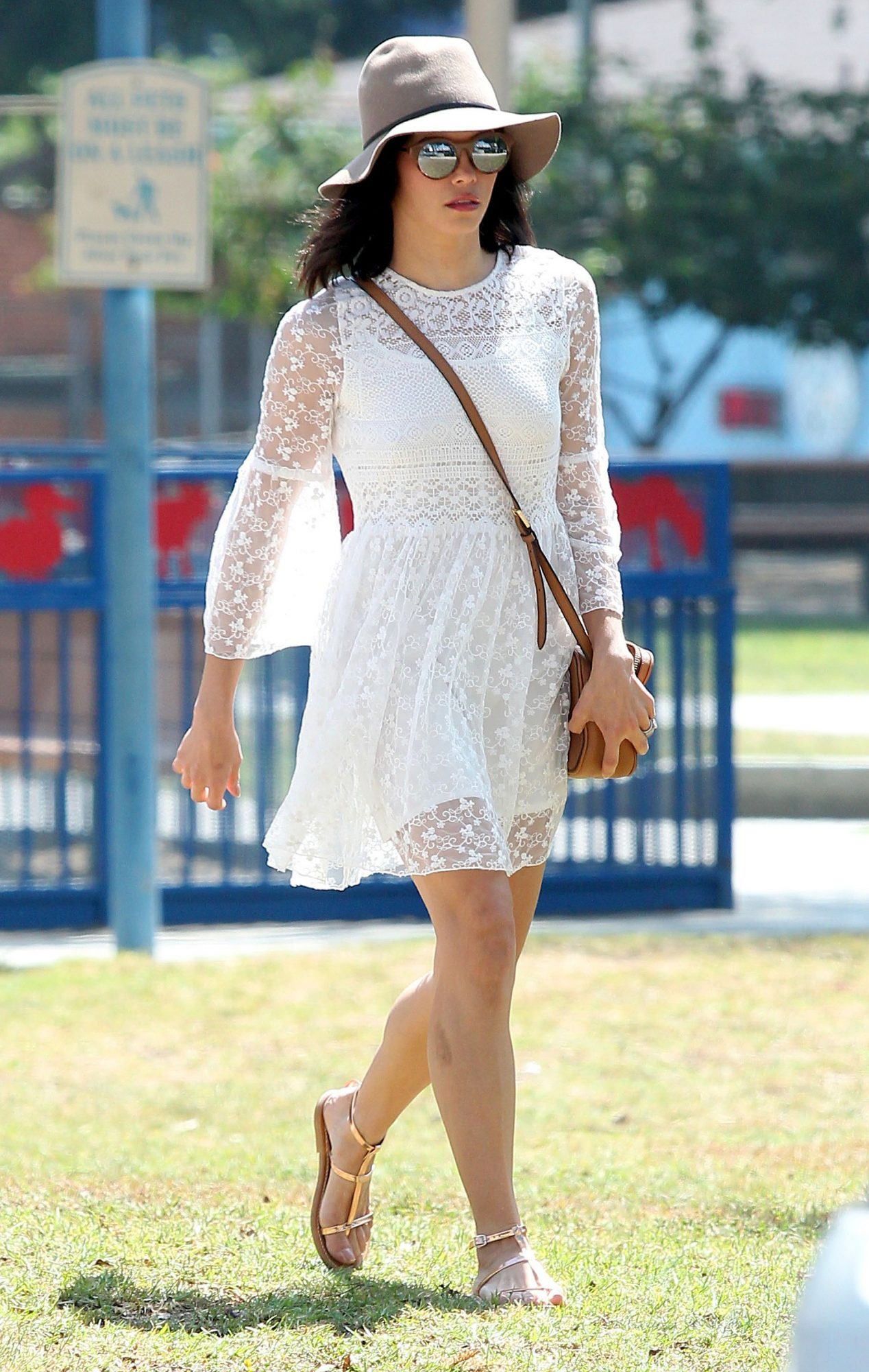 Jenna Dewan Steps Out In West Hollywood
