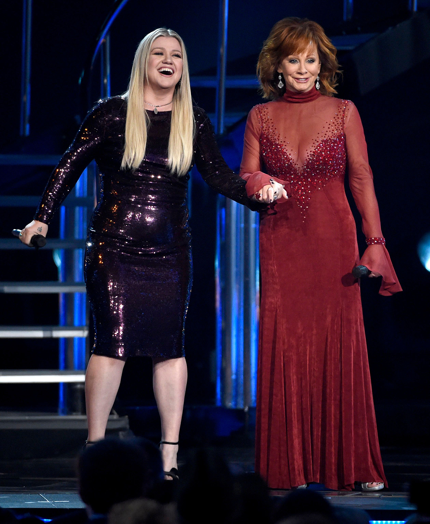 53rd Annual Academy Of Country Music Awards - Show, Las Vegas, USA - 15 Apr 2018