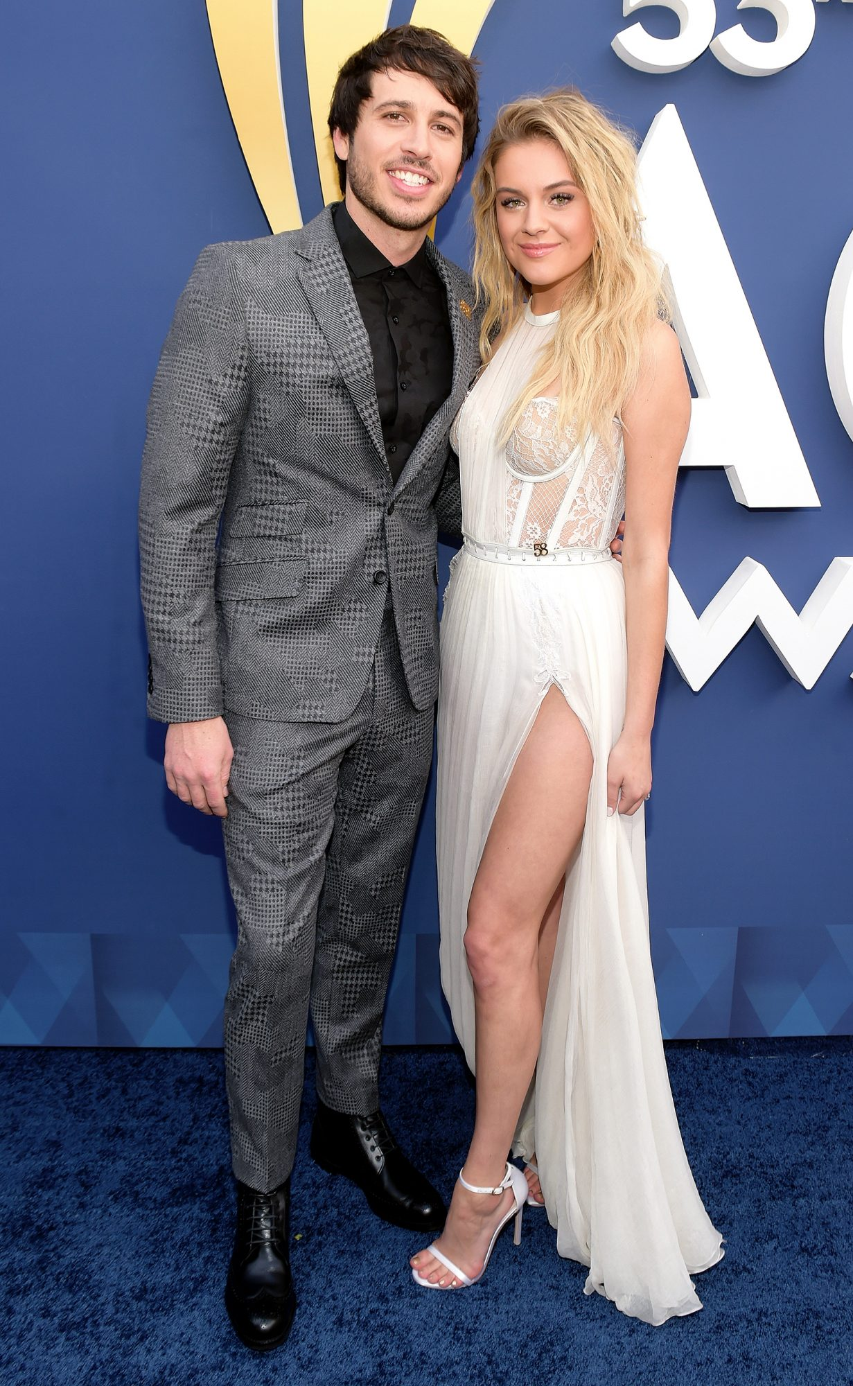 53rd Academy Of Country Music Awards  - Red Carpet
