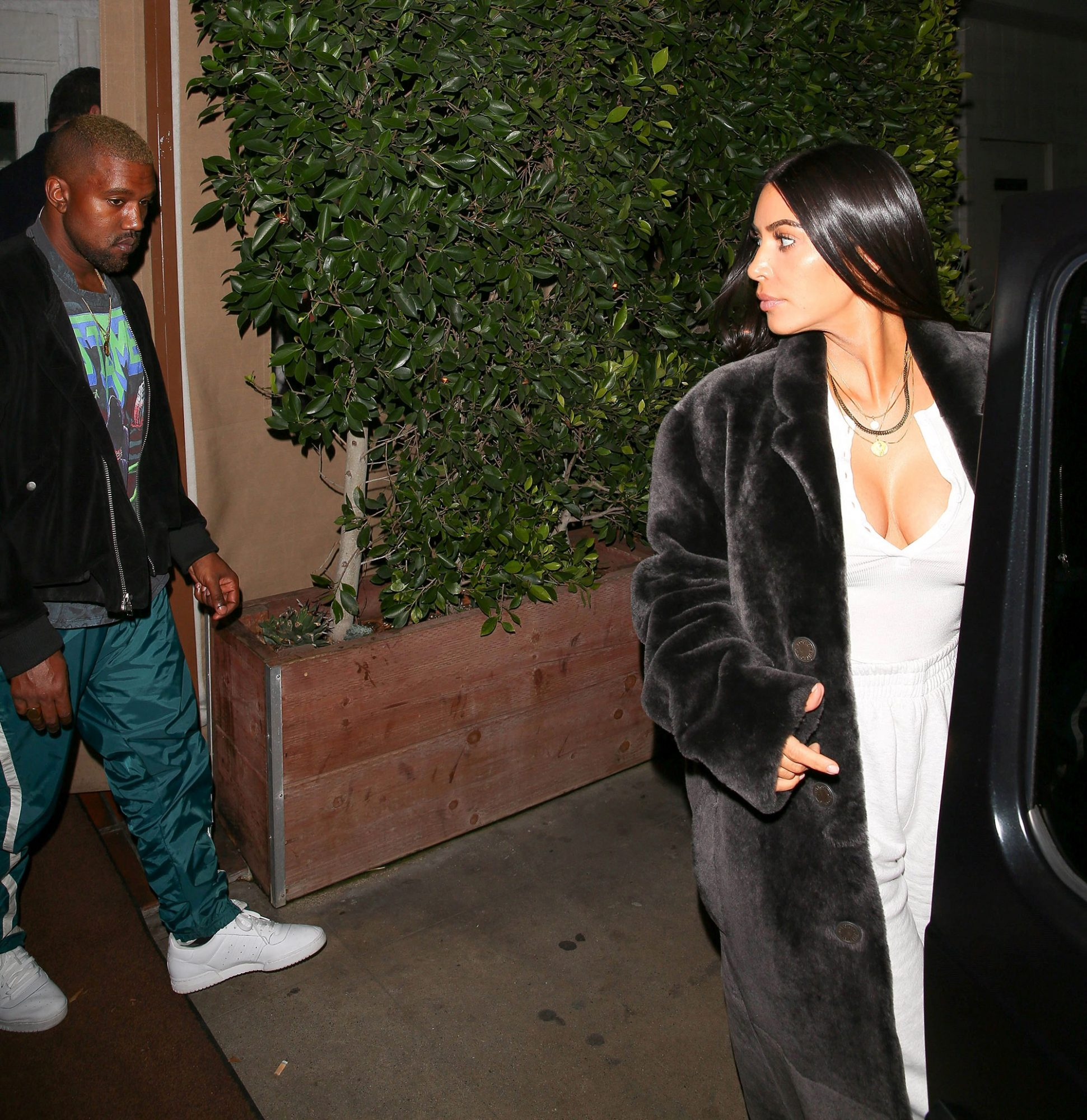 *PREMIUM EXCLUSIVE* Kim Kardashian and Kanye still going strong despite a rocky few months **NO WEB, WEB EMBARGO UNTIL 11AM PST ON 12/20/16**