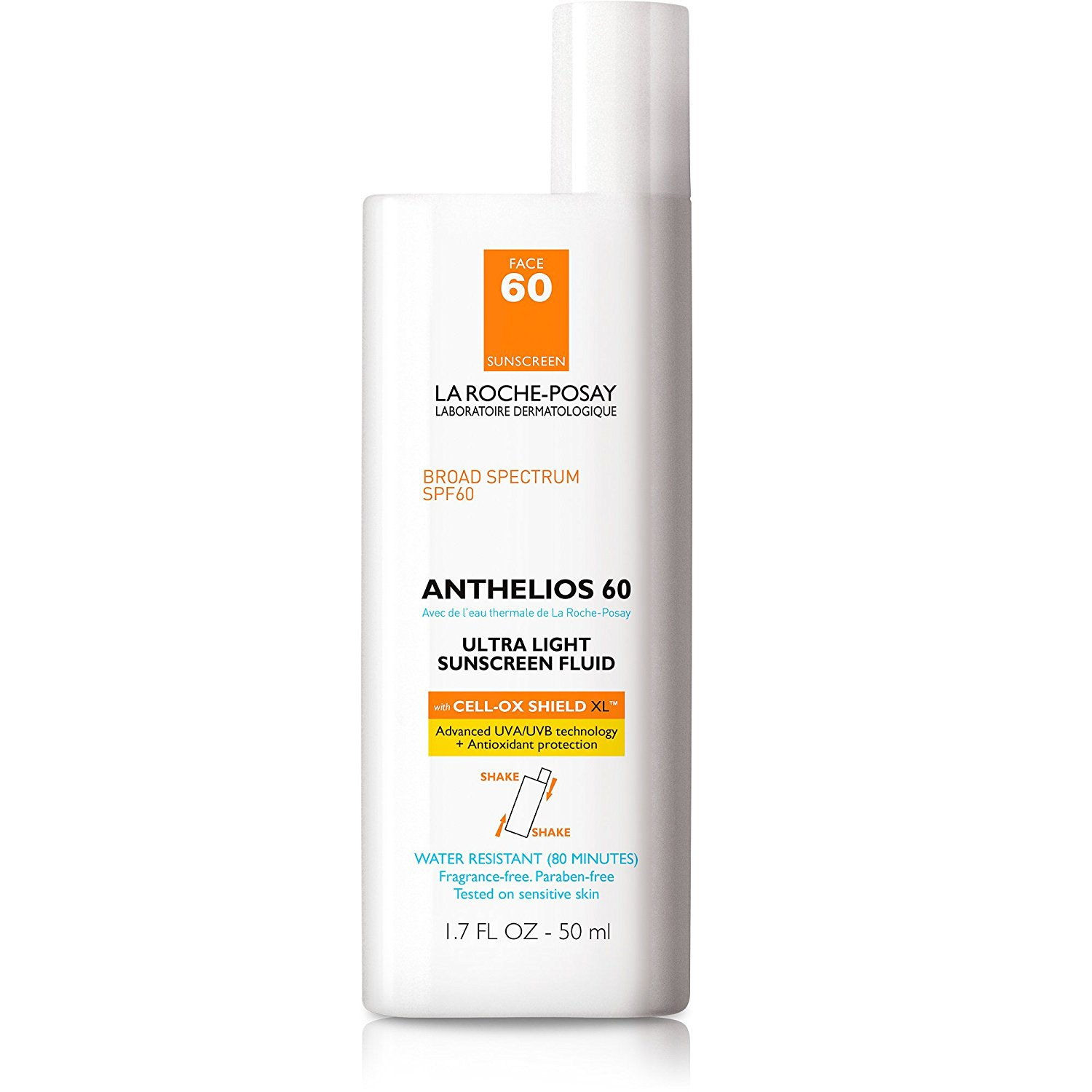 La Roche-Posay Anthelios Sunscreen Fluid SPF 60