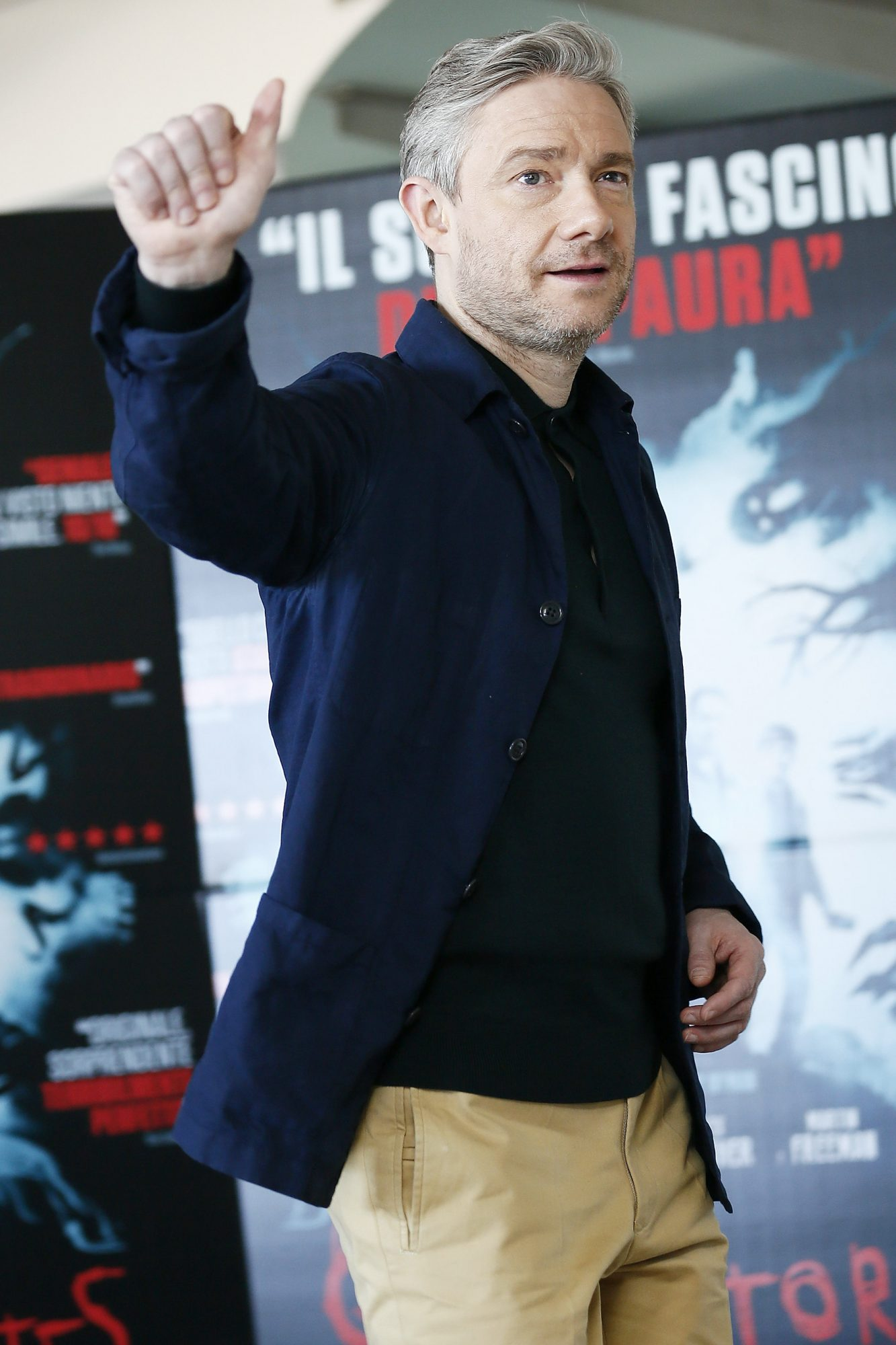 Ghost Stories Photocall In Rome