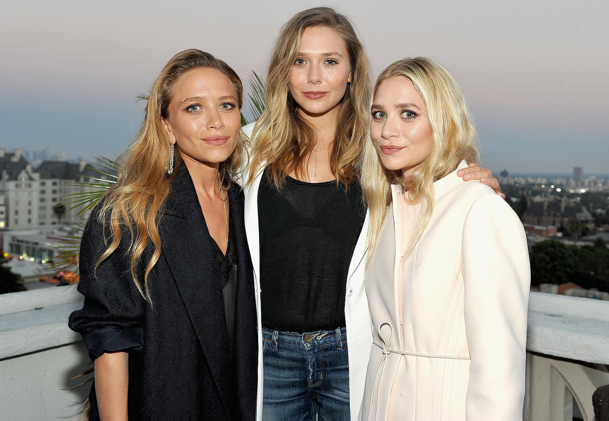 mary-kate-ashley-elizabeth-olsen