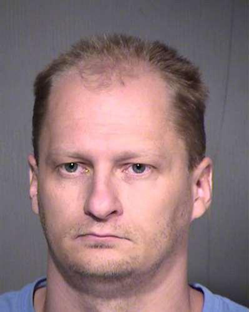 Raymond BurkCR: Maricopa County Sheriff's Office