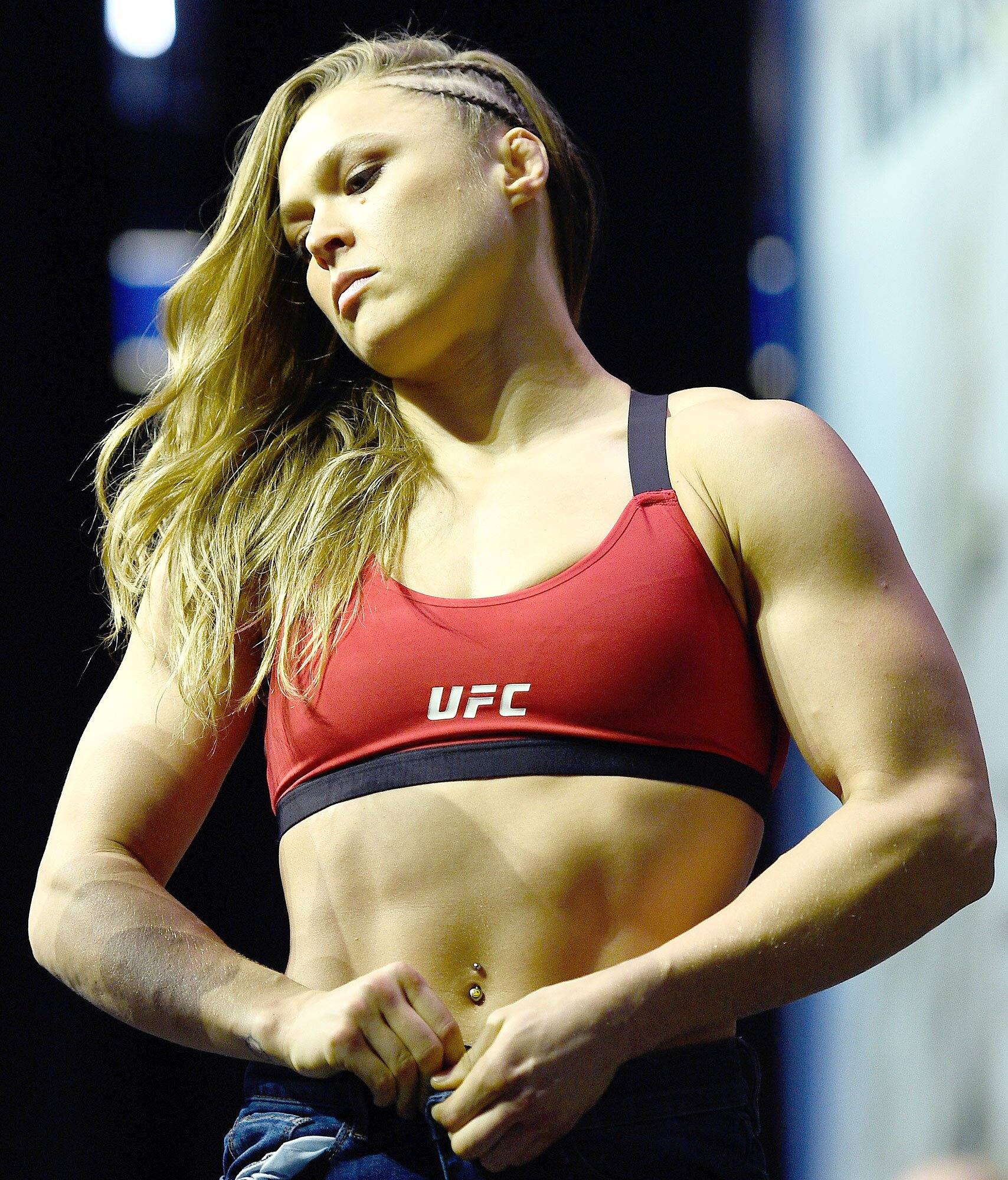 Ronda Rousey Shows off Stunning Body Transformation: Photos ...