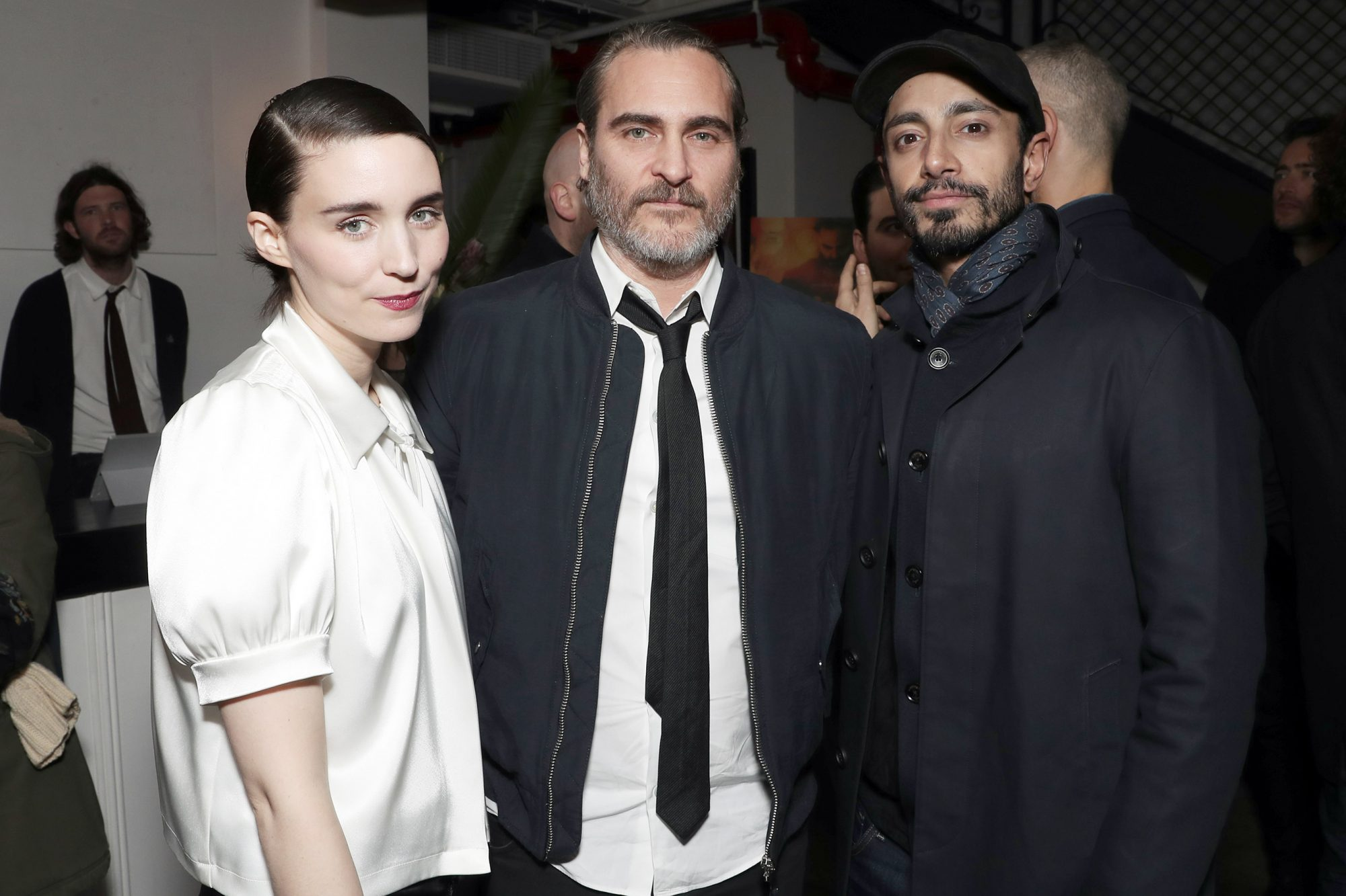 'You Were Never Really Here' film premiere, New York, USA - 03 Apr 2018