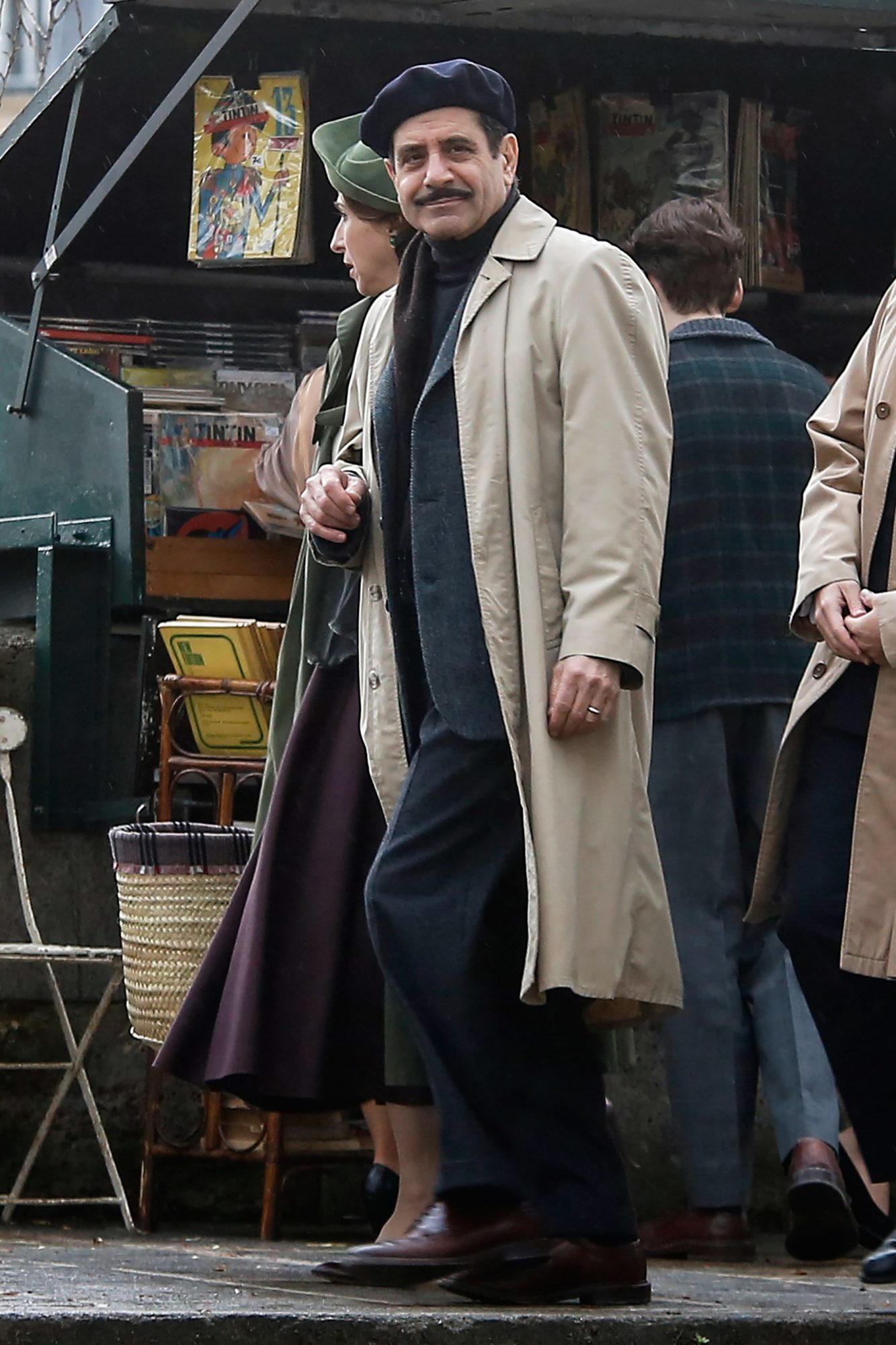 EXCLUSIVE: The Marvelous Mrs.Maisel shooting on location in Paris